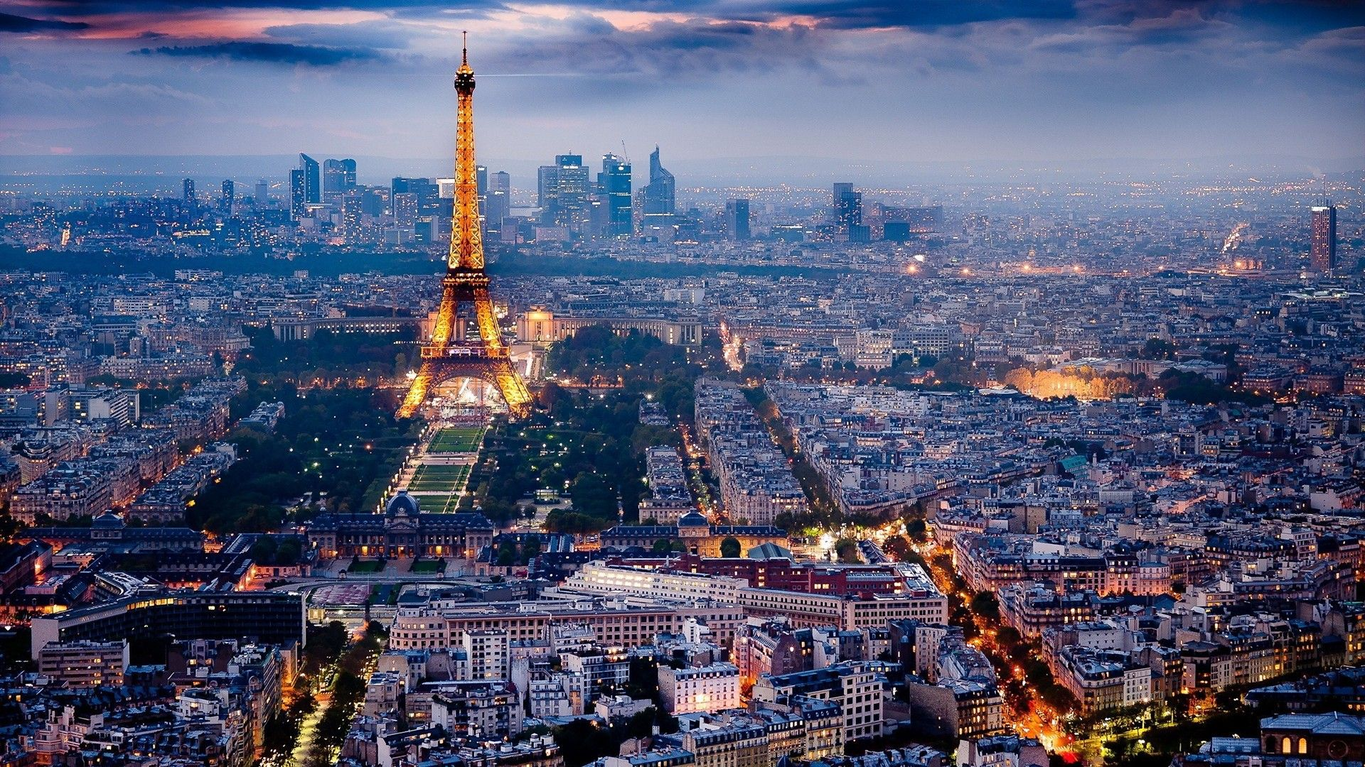 Paris Skyline Wallpapers Top Free Paris Skyline Backgrounds Wallpaperaccess