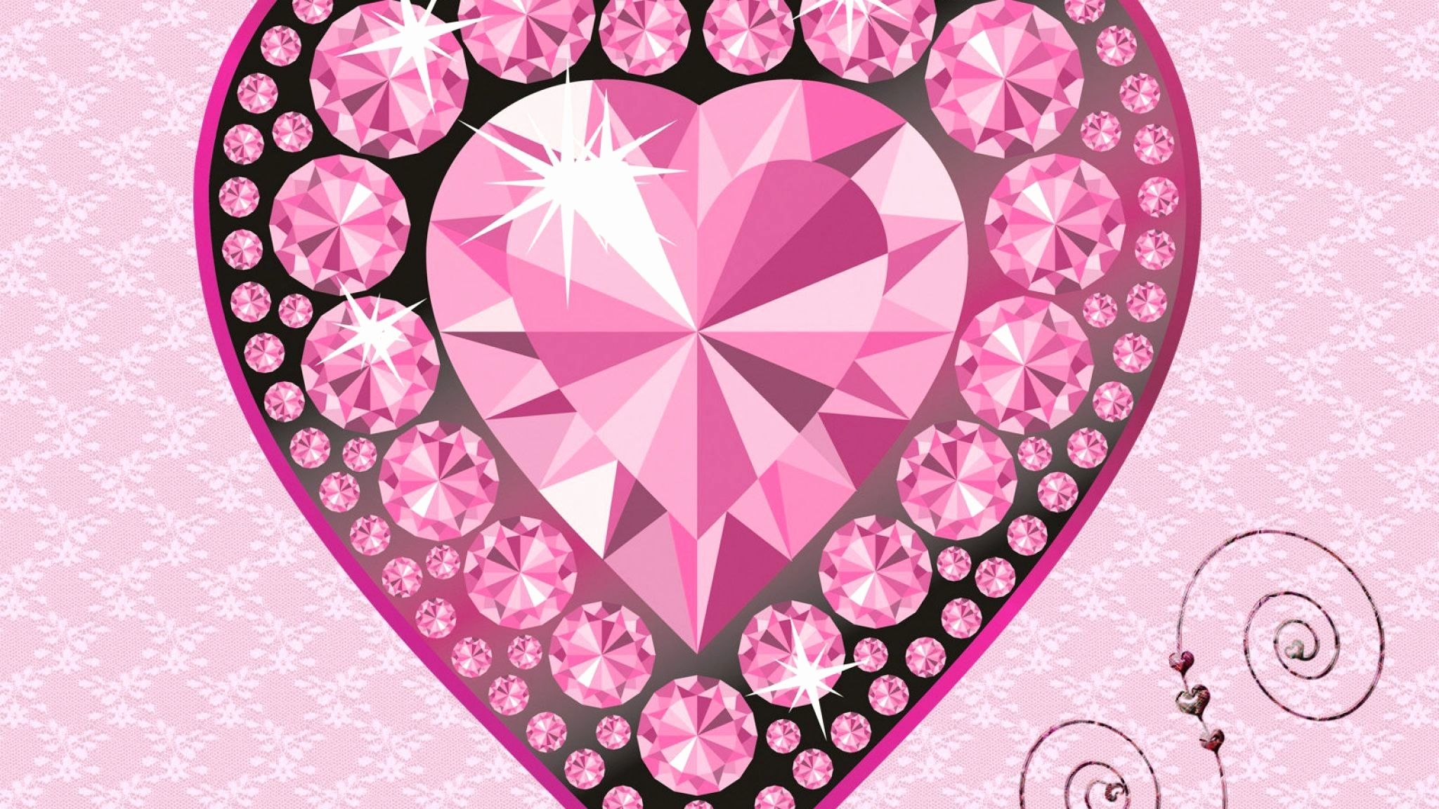 Pink Diamonds Wallpapers Top Free Pink Diamonds Backgrounds