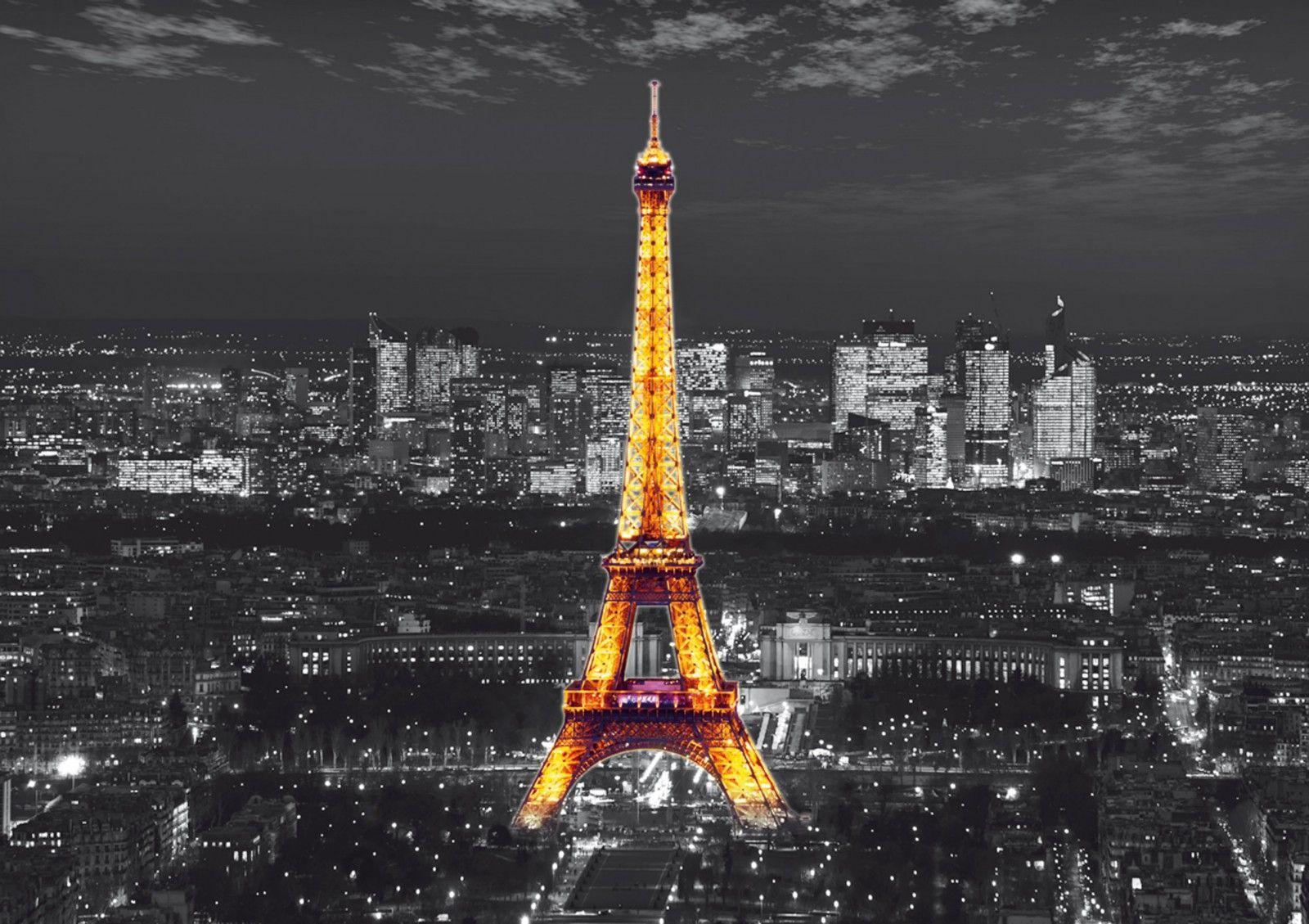 Paris skyline wallpapers top free paris skyline backgrounds wallpaperaccess - Paris tower live wallpaper ...
