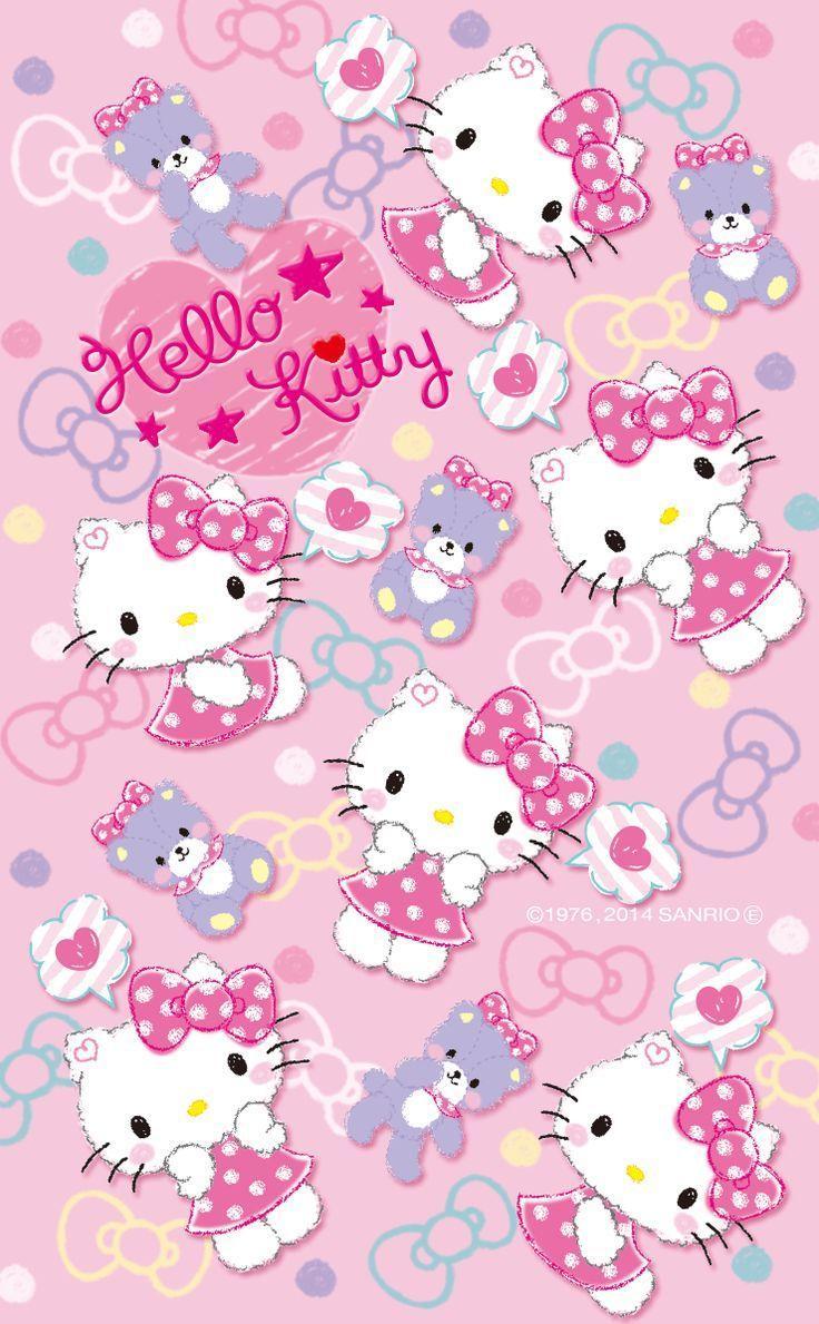 Kawaii Hello Kitty Wallpapers - Top Free Kawaii Hello Kitty