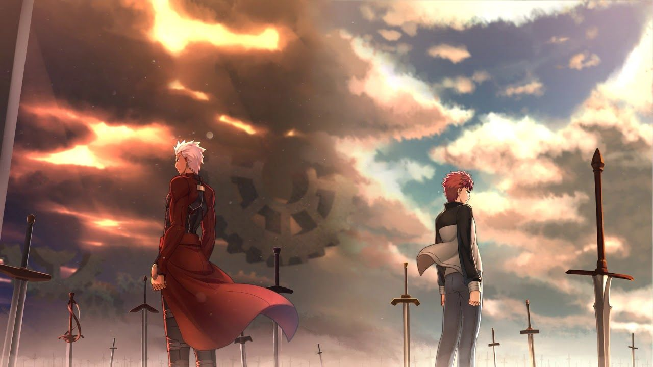 Unlimited blade works night fate stay