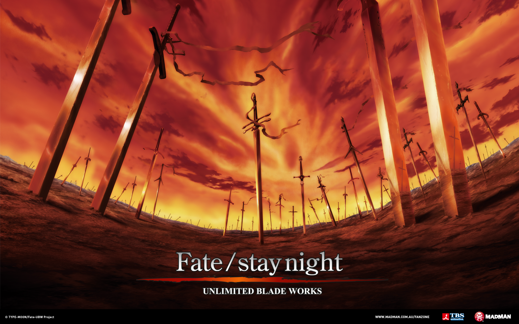 Fate Stay Night Unlimited Blade Works Wallpapers Top Free Fate