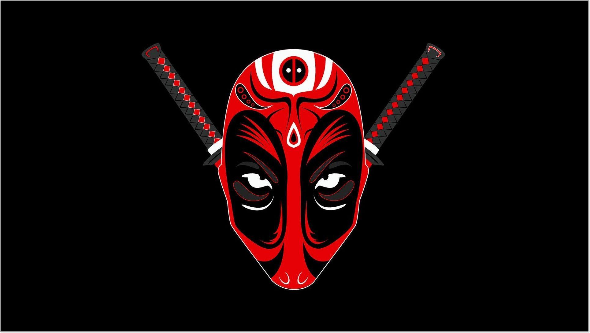 39 Best Free Deadpool Logo 4k Wallpapers Wallpaperaccess