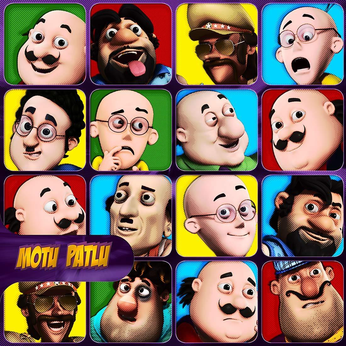 Motu Patlu Wallpapers - Top Free Motu Patlu Backgrounds ...