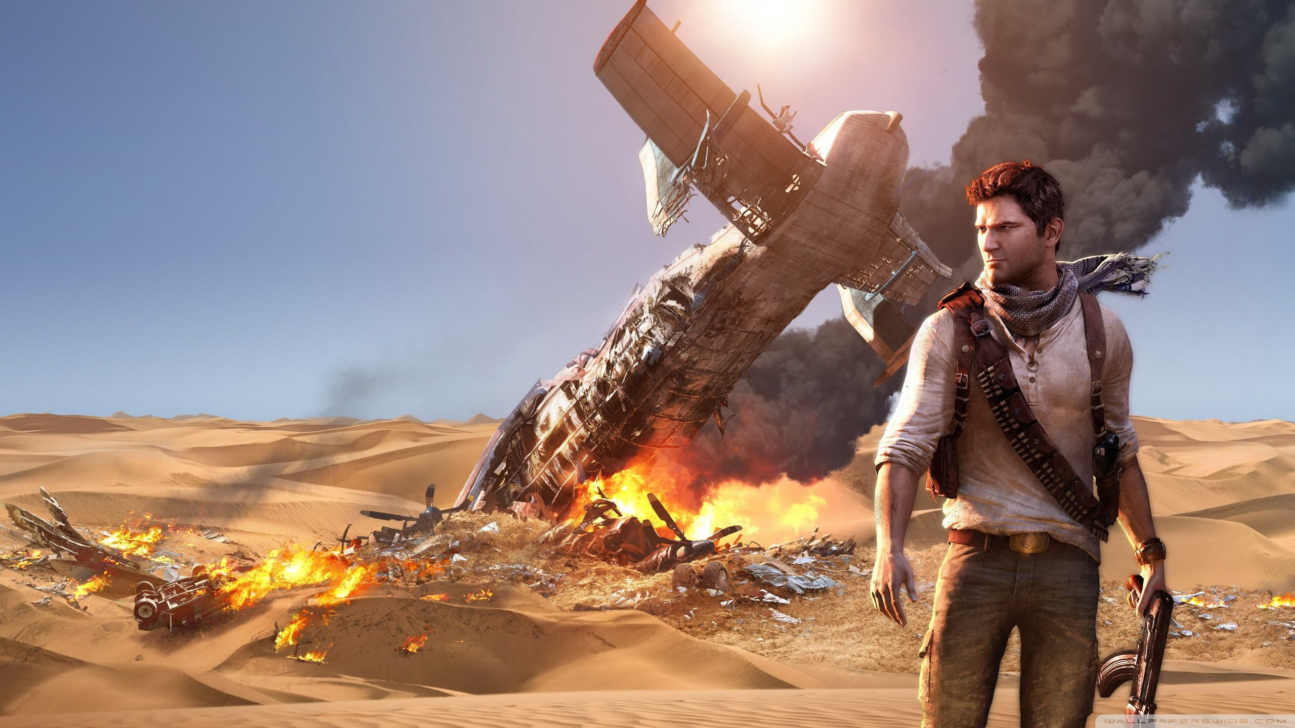 Uncharted 3 Wallpapers Top Free Uncharted 3 Backgrounds