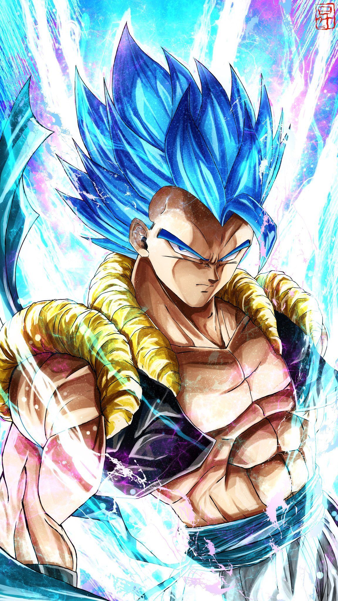 Dragon Ball Gogeta Wallpapers Top Free Dragon Ball Gogeta Backgrounds Wallpaperaccess