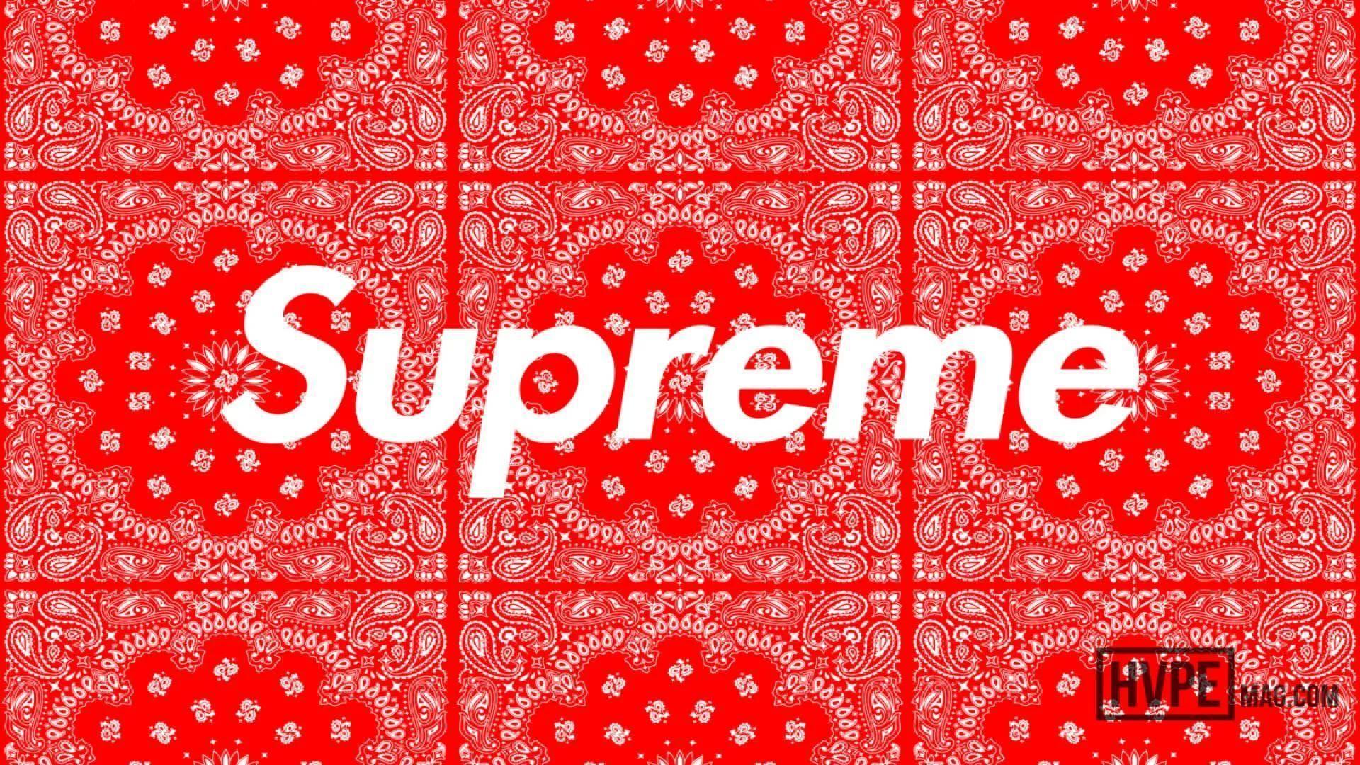 Supreme Box Logo Wallpapers - Top Free Supreme Box Logo ...