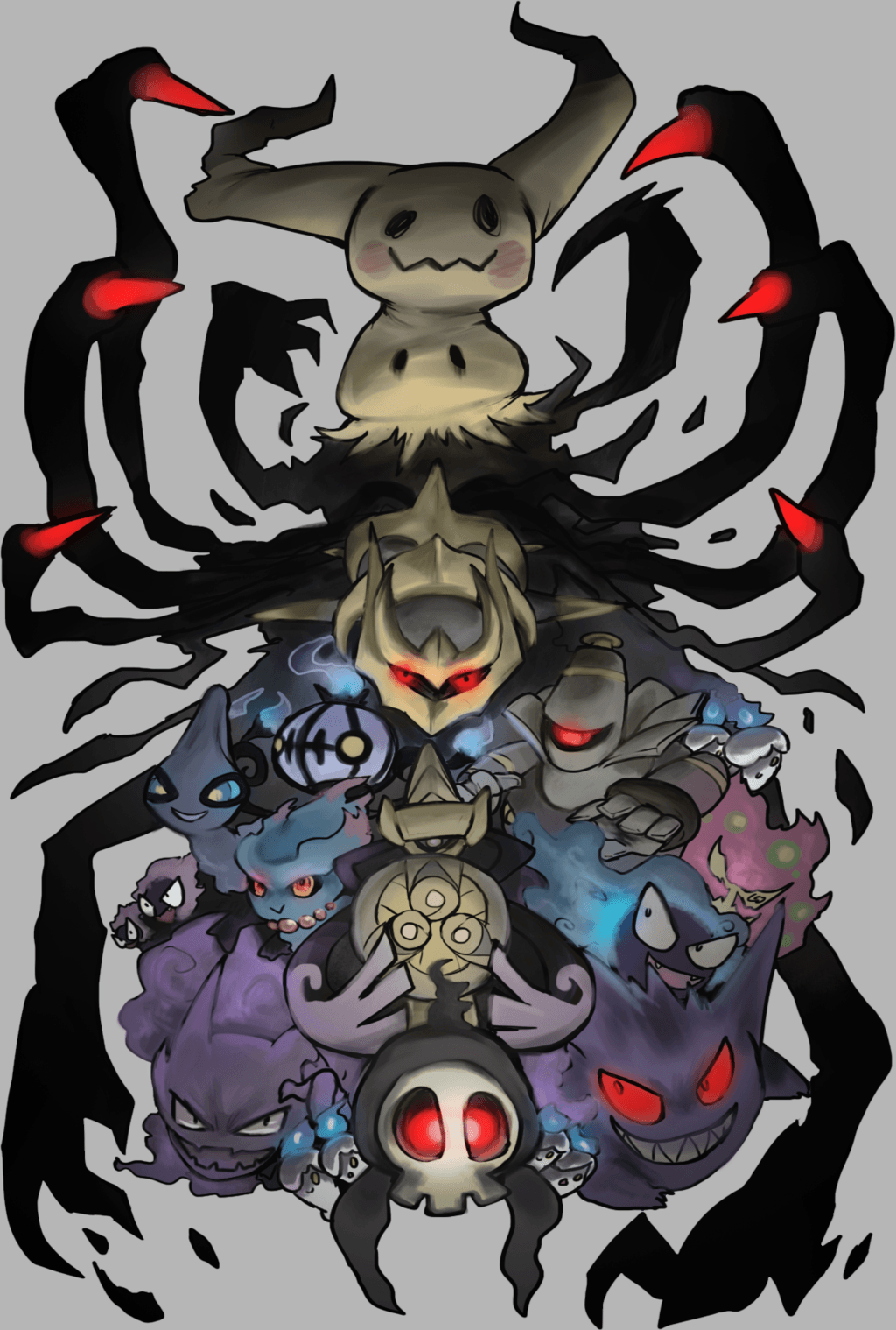 Ghost pokemon wallpapers top free ghost pokemon backgrounds wallpaperaccess - Pokemon ghost wallpaper ...