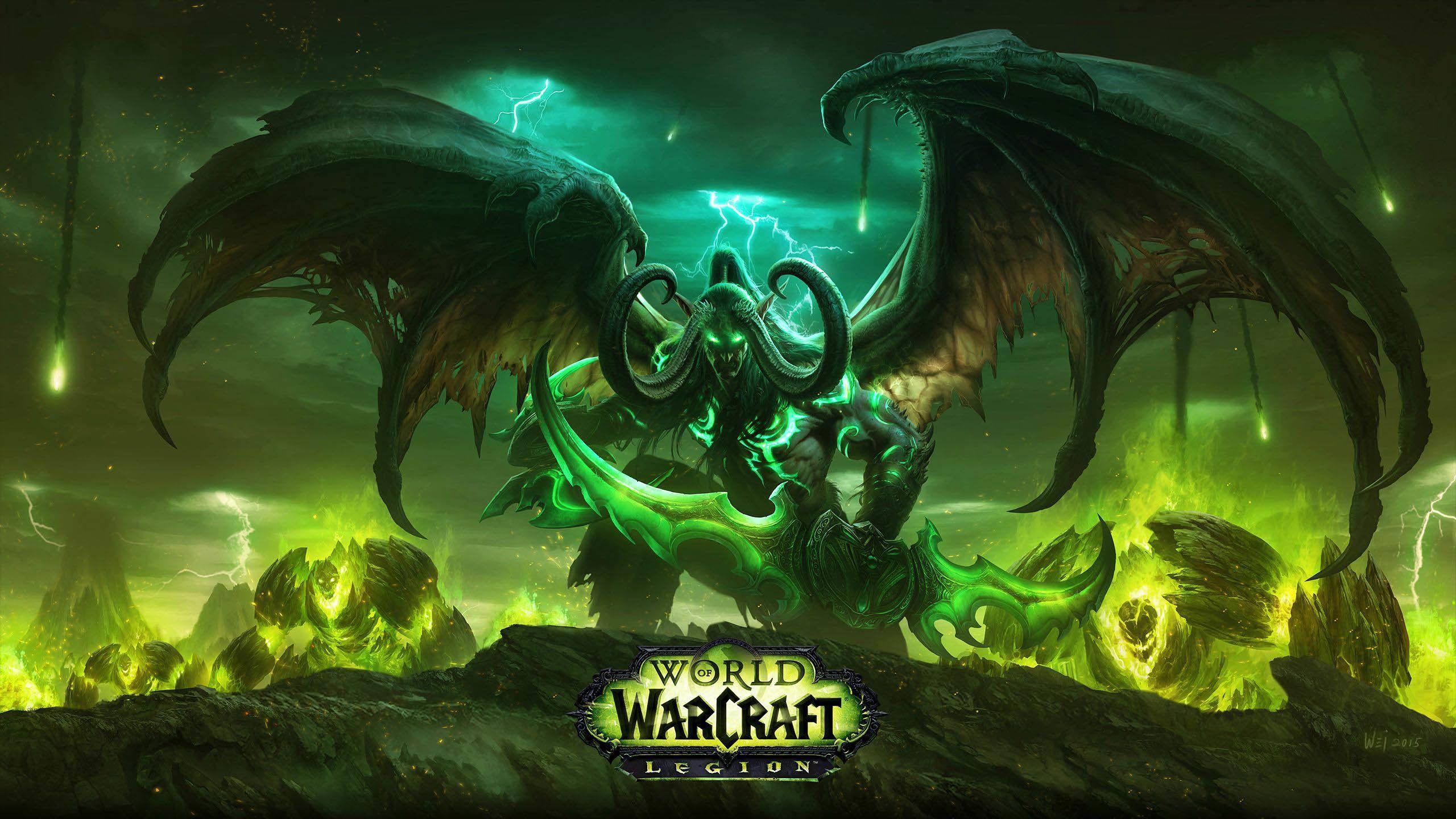 Demon Hunter Wallpapers Top Free Demon Hunter Backgrounds