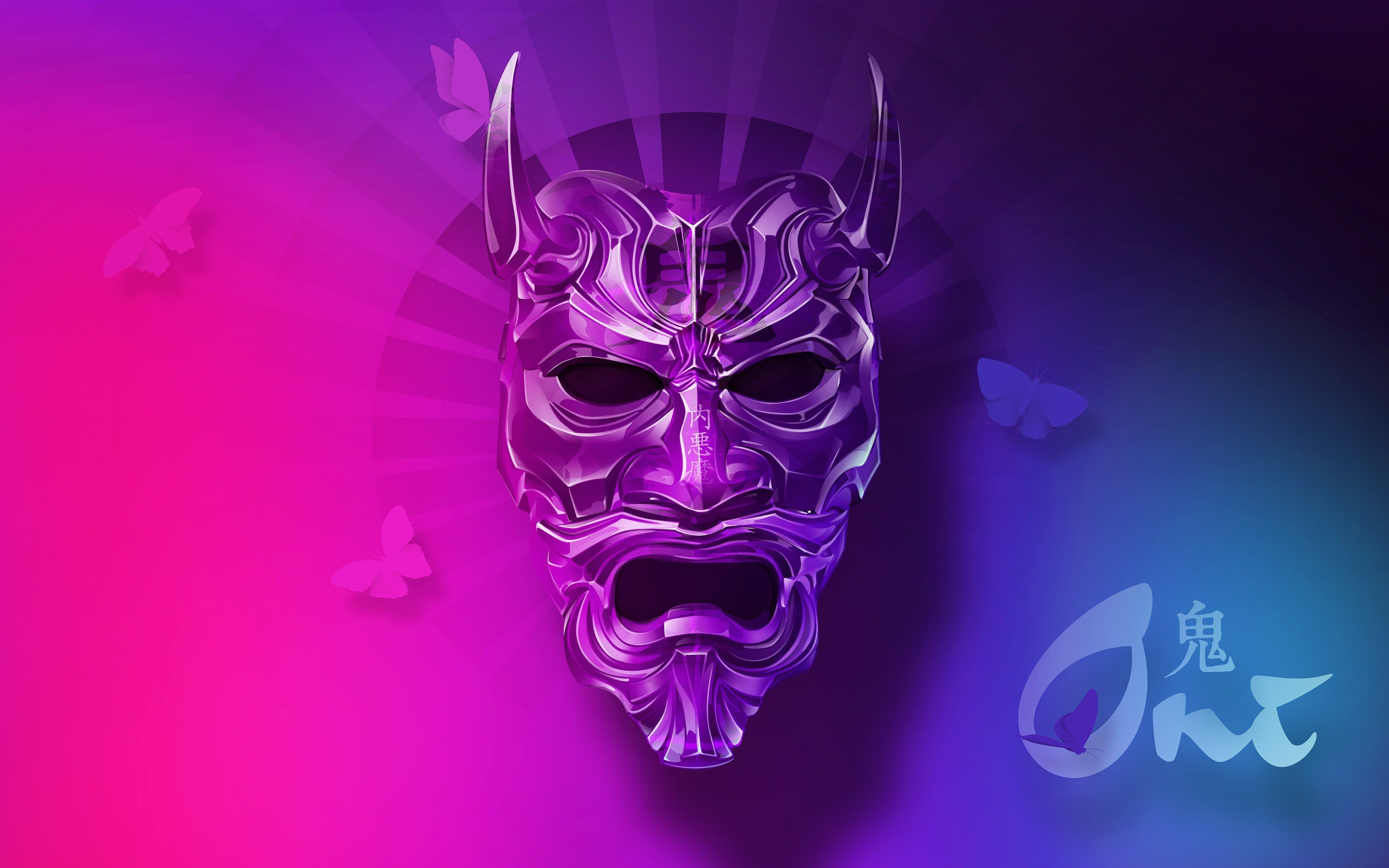 Japanese Oni Wallpapers - Top Free Japanese Oni ...