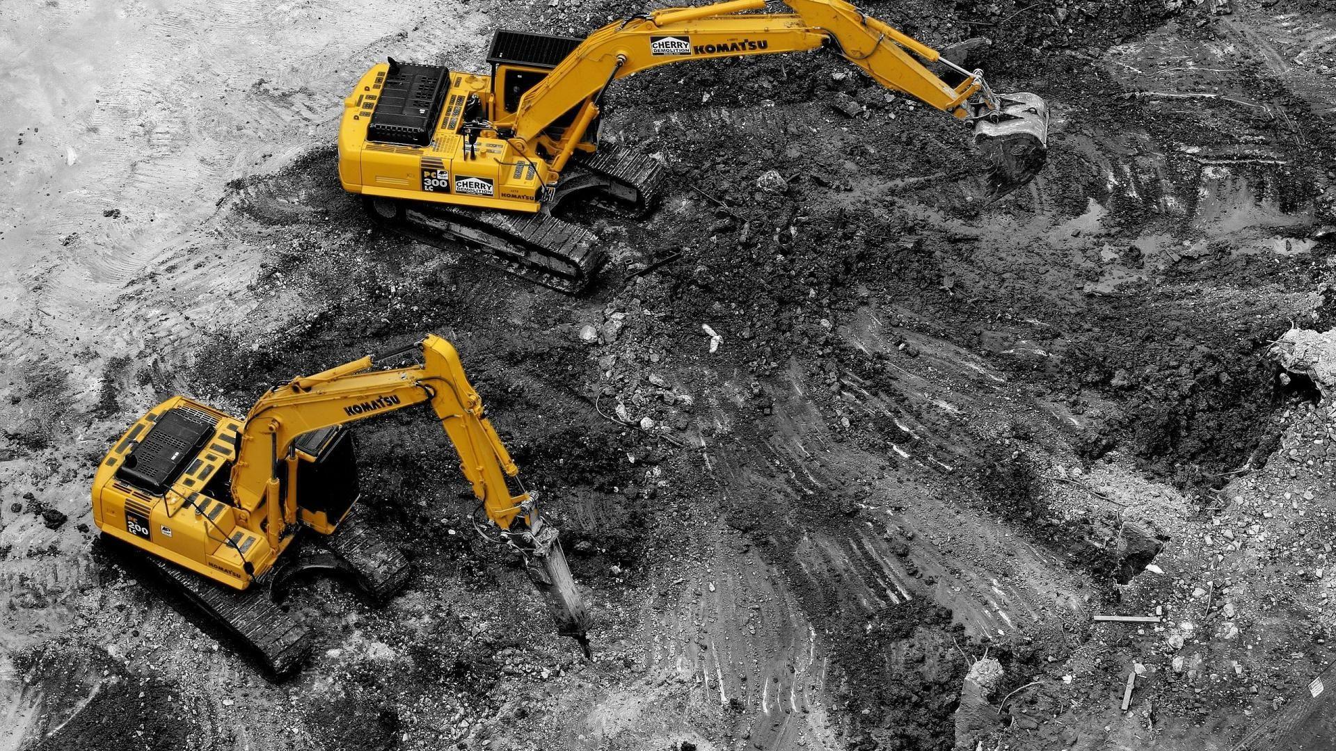 Excavator Wallpapers Top Free Excavator Backgrounds