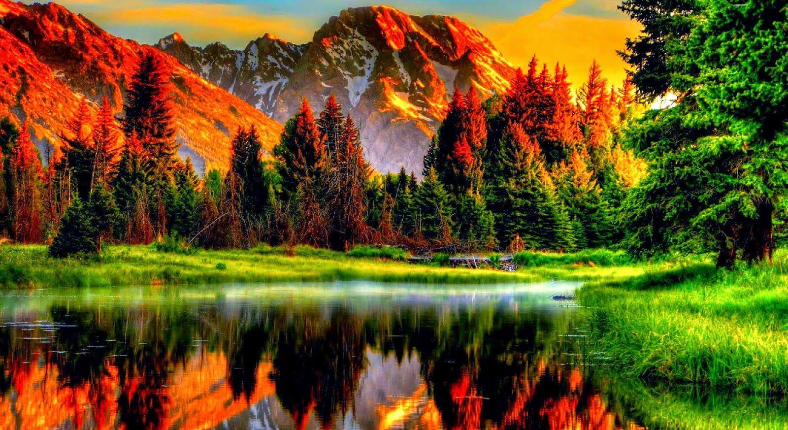 49 best free scenery hd desktop wallpapers - wallpaperaccess