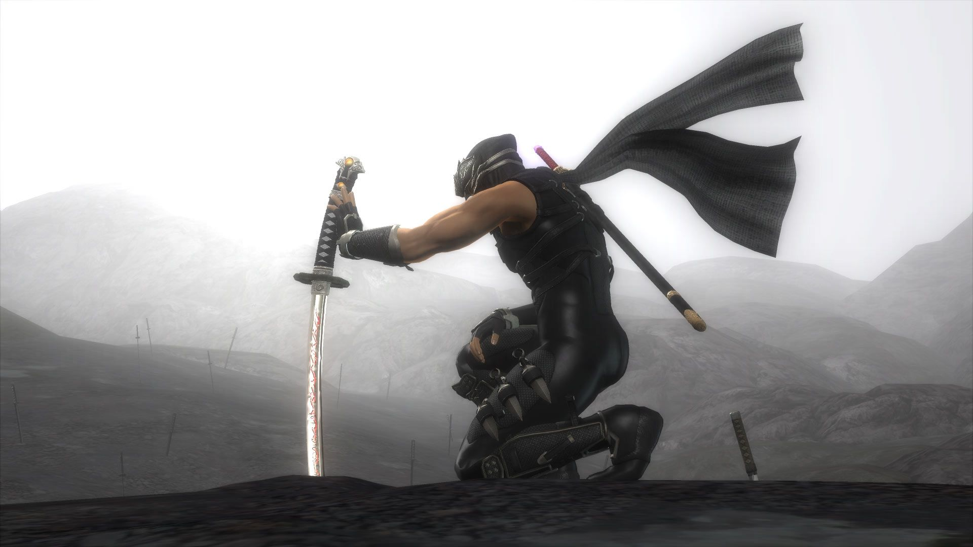 ninja gaiden 2 xbox 360 walkthrough