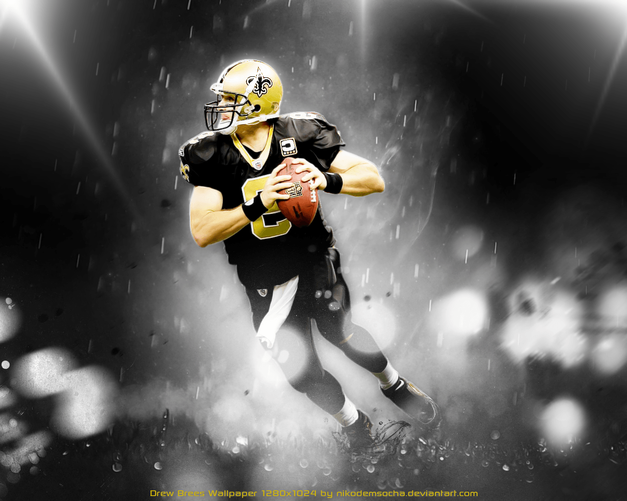 Drew Brees Wallpapers Top Free Drew Brees Backgrounds Wallpaperaccess