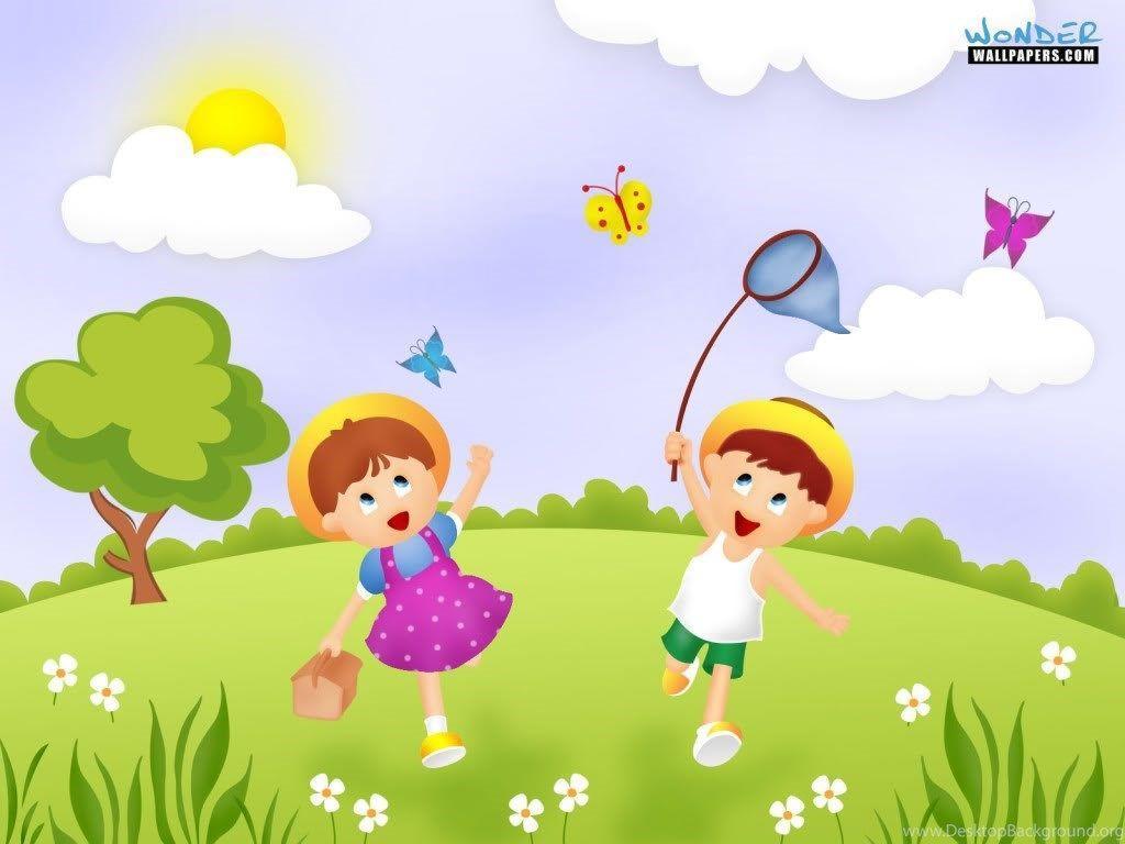 Spring Cartoon Wallpapers Top Free Spring Cartoon