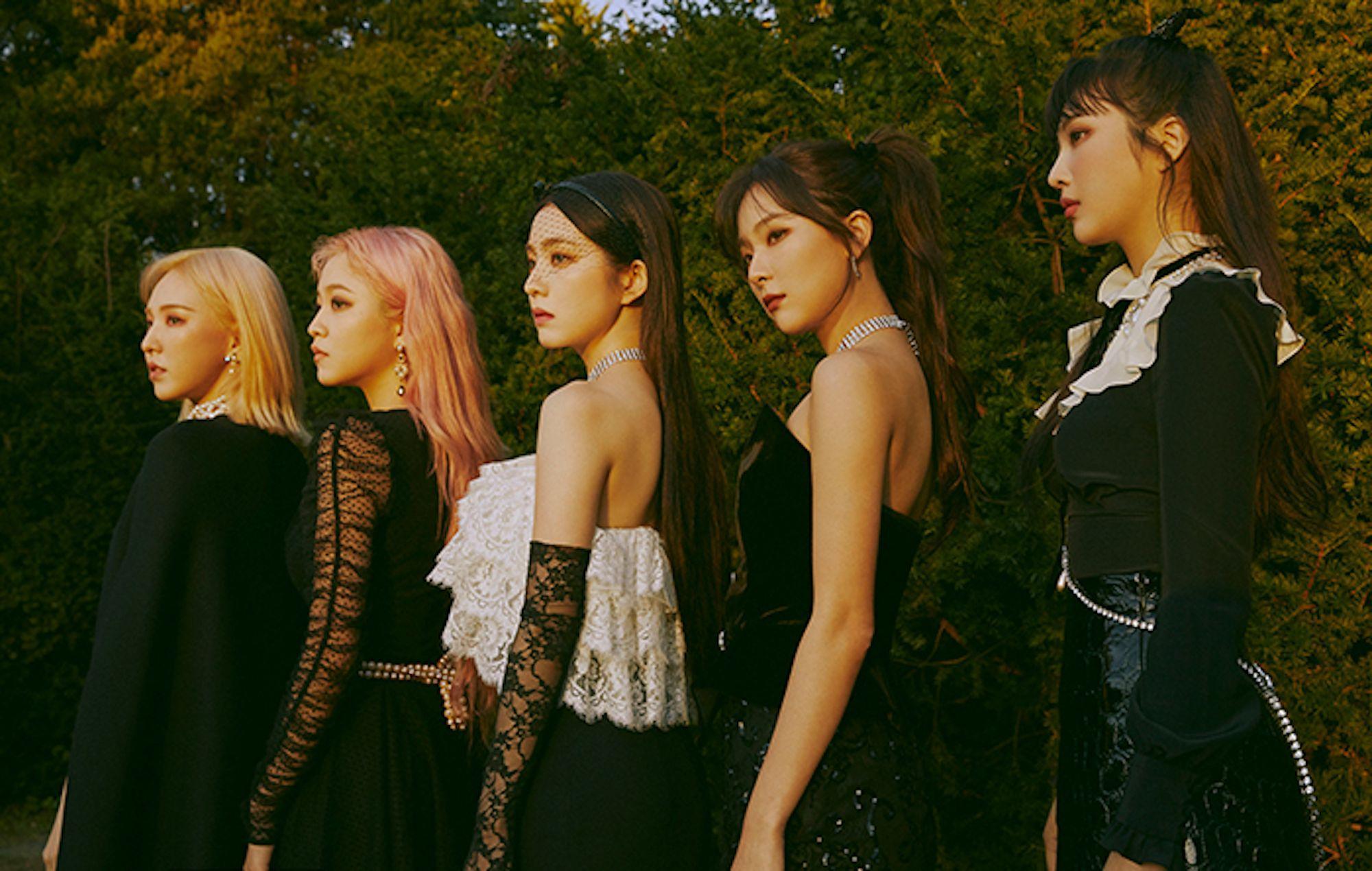 Red Velvet Psycho Wallpapers Top Free Red Velvet Psycho Backgrounds Wallpaperaccess