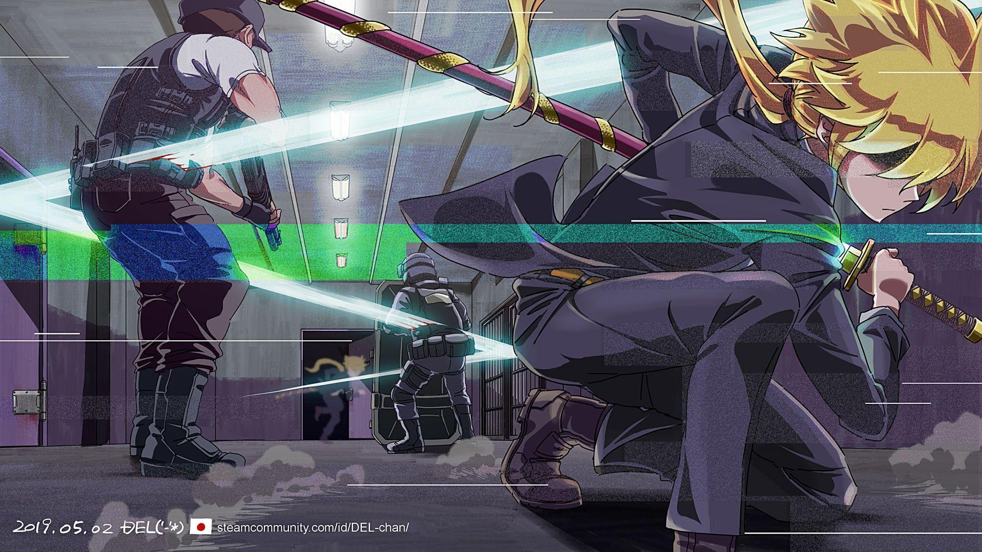 Katana Zero Wallpapers - Top Free Katana Zero Backgrounds ...