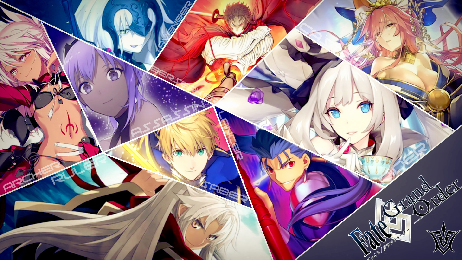 Fate Grand Order Wallpapers Top Free Fate Grand Order