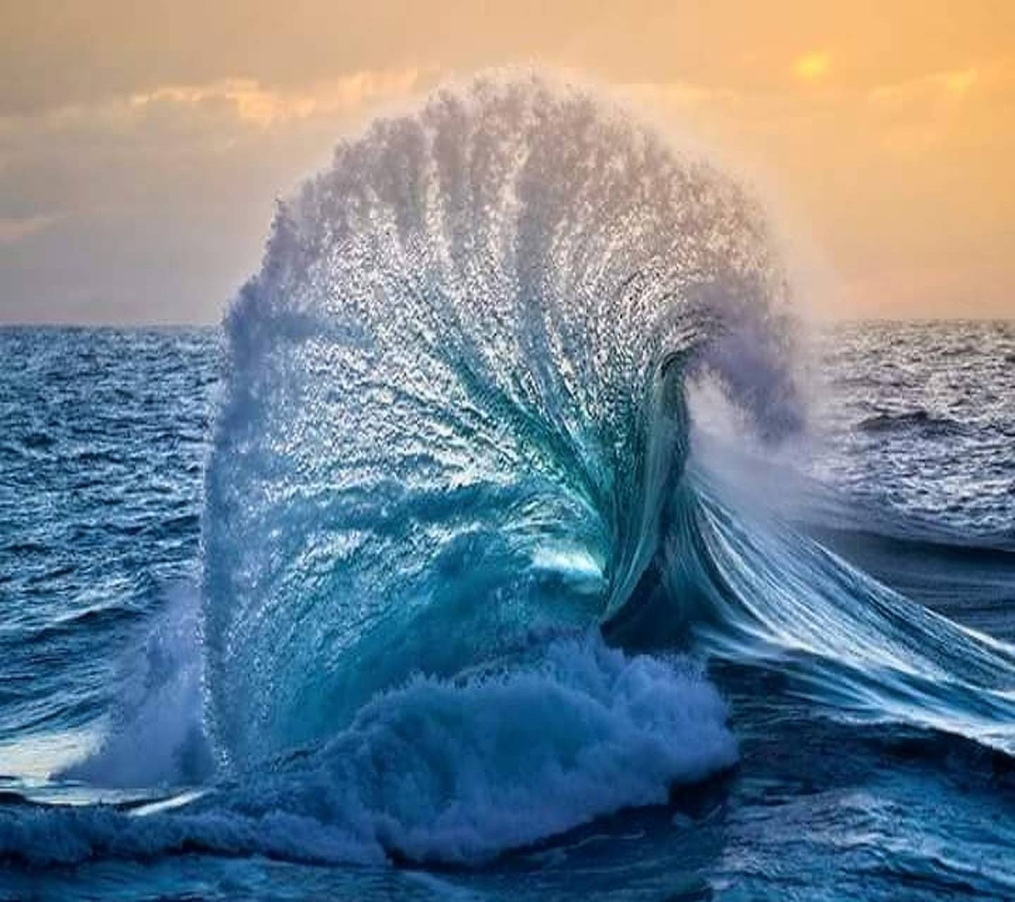 Amazing Waves Wallpapers Top Free Amazing Waves Backgrounds Wallpaperaccess