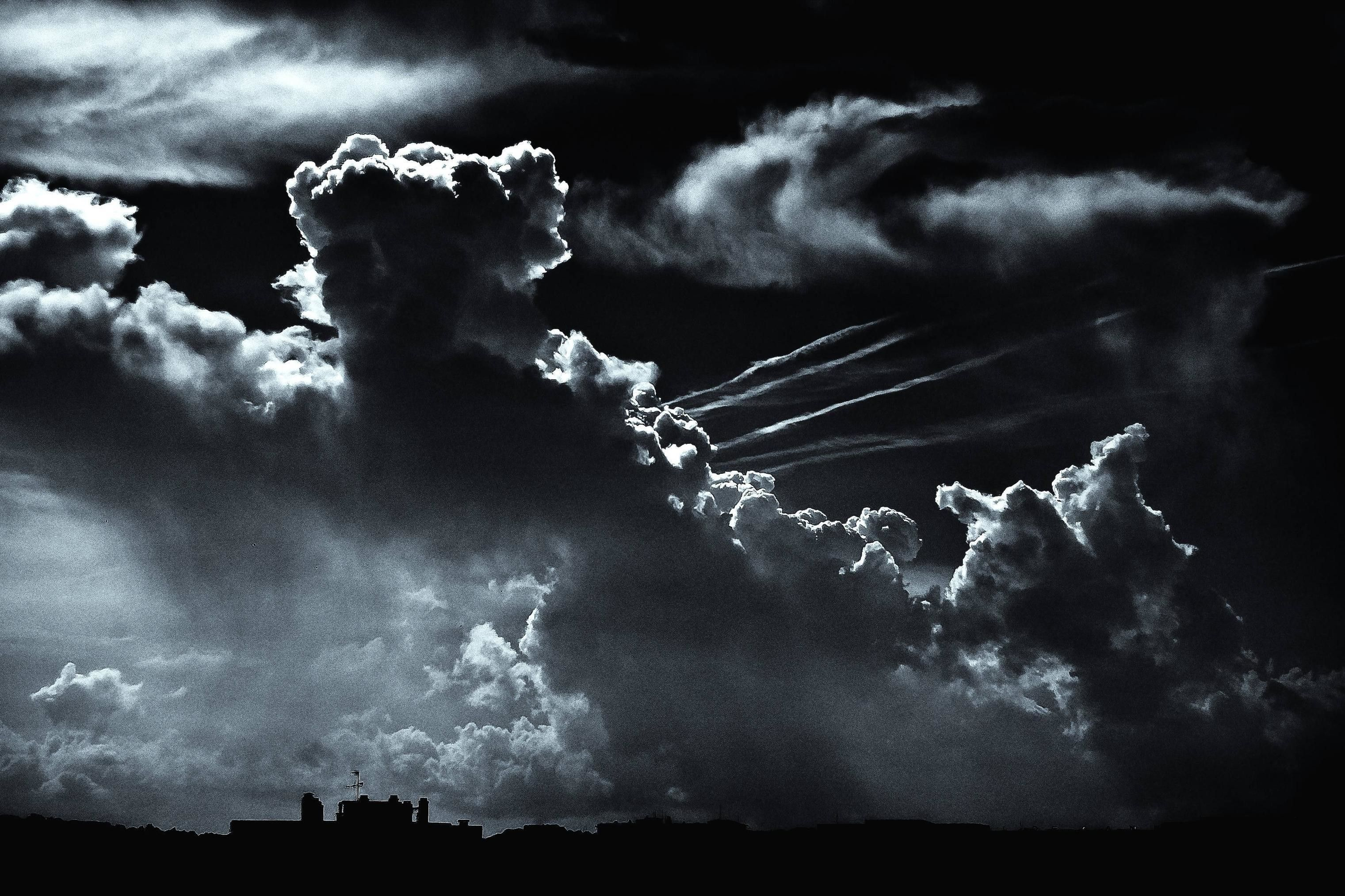 Dark Clouds Wallpapers Top Free Dark Clouds Backgrounds