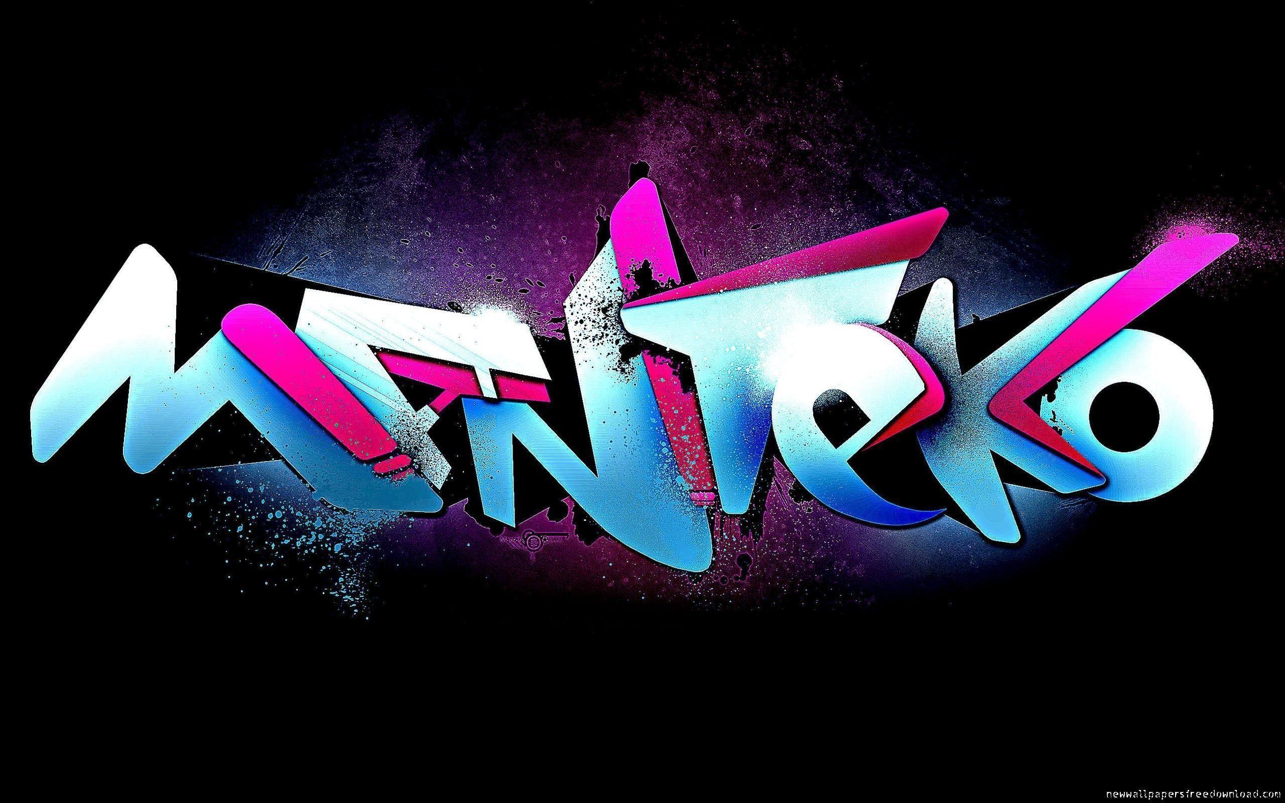 3D Graffiti Desktop Wallpapers Top Free 3D Graffiti