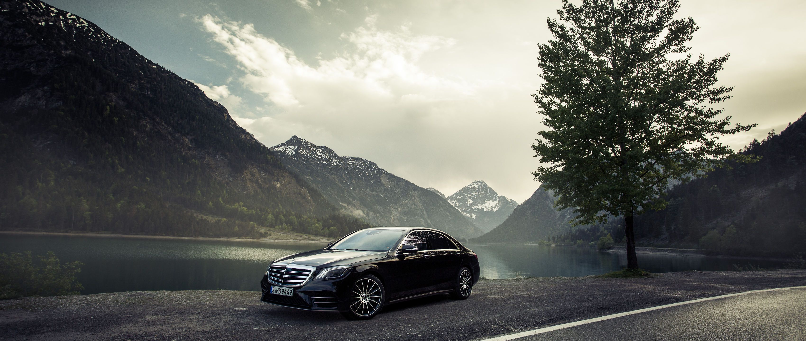 Mercedes S Class Wallpapers - Top Free ...
