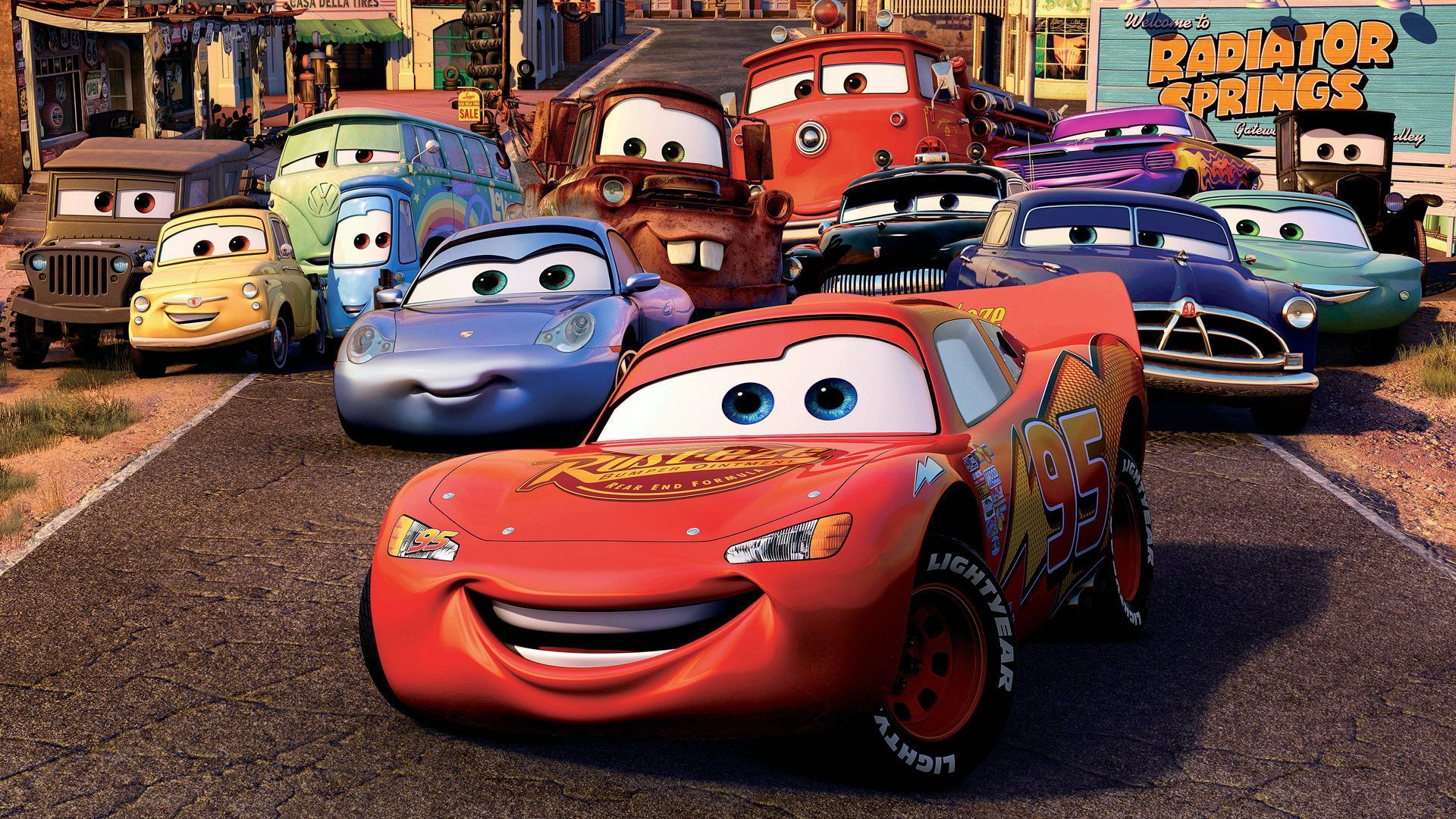 29+ Disney Cars Wallpaper Hd Wallpapers