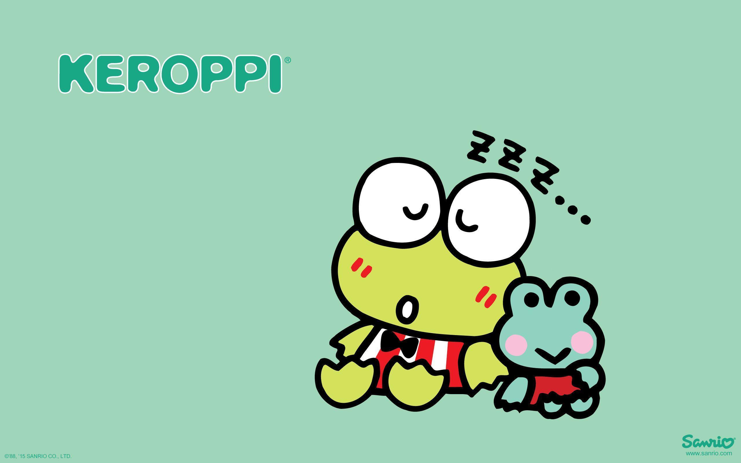 Keroppi Wallpapers Top Free Keroppi Backgrounds