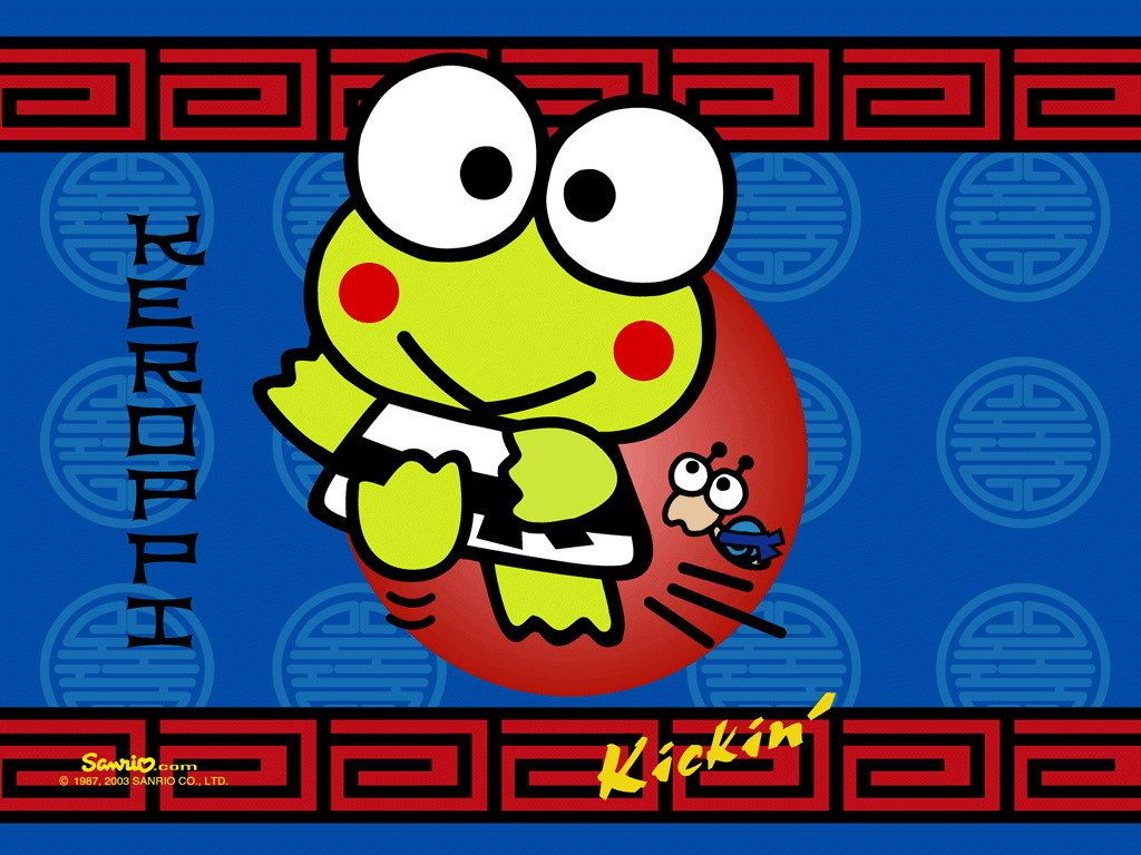Keroppi Wallpapers - Top Free Keroppi Backgrounds - WallpaperAccess