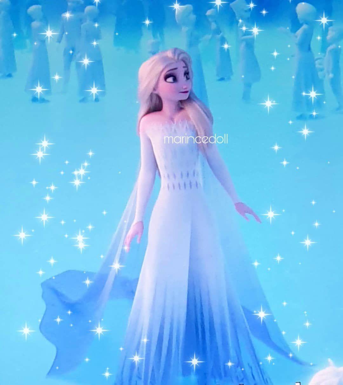 Frozen 2 Elsa White Dress Wallpapers Top Free Frozen 2 Elsa White Dress Backgrounds Wallpaperaccess