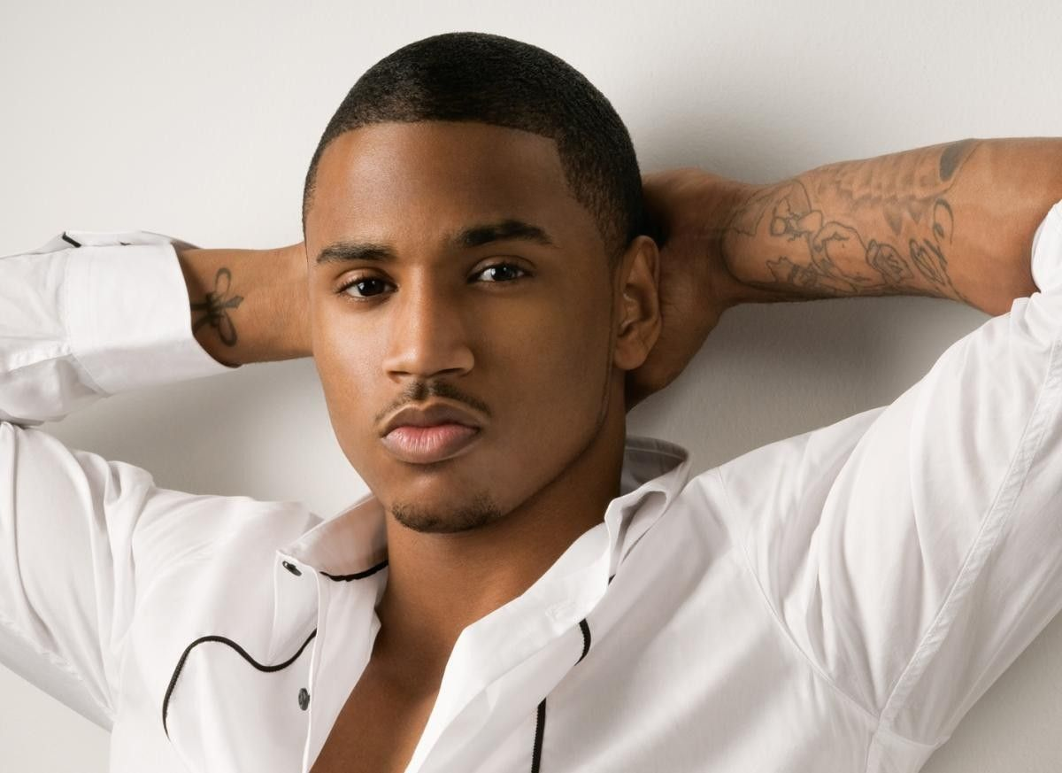 Trey Songz Wallpapers Top Free Trey Songz Backgrounds Wallpaperaccess