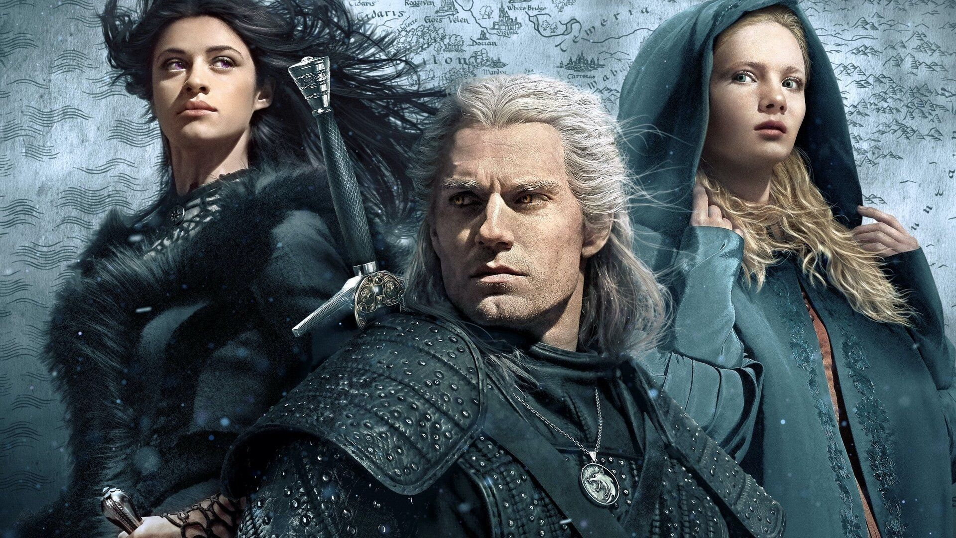 The Witcher Netflix Wallpapers - Top Free The Witcher Netflix Backgrounds -  WallpaperAccess