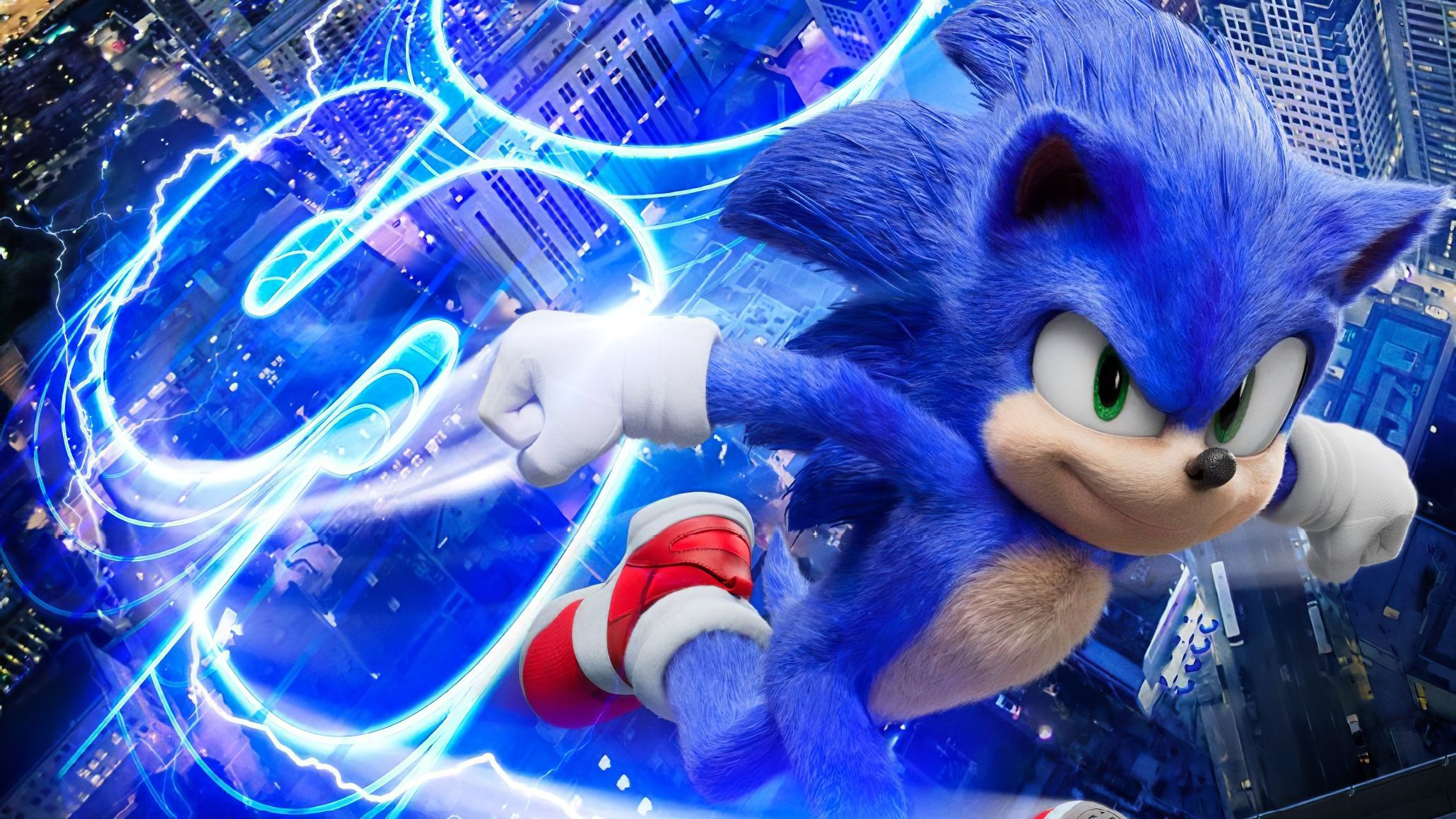 Sonic The Hedgehog 2020 Movie Wallpapers Top Free Sonic The