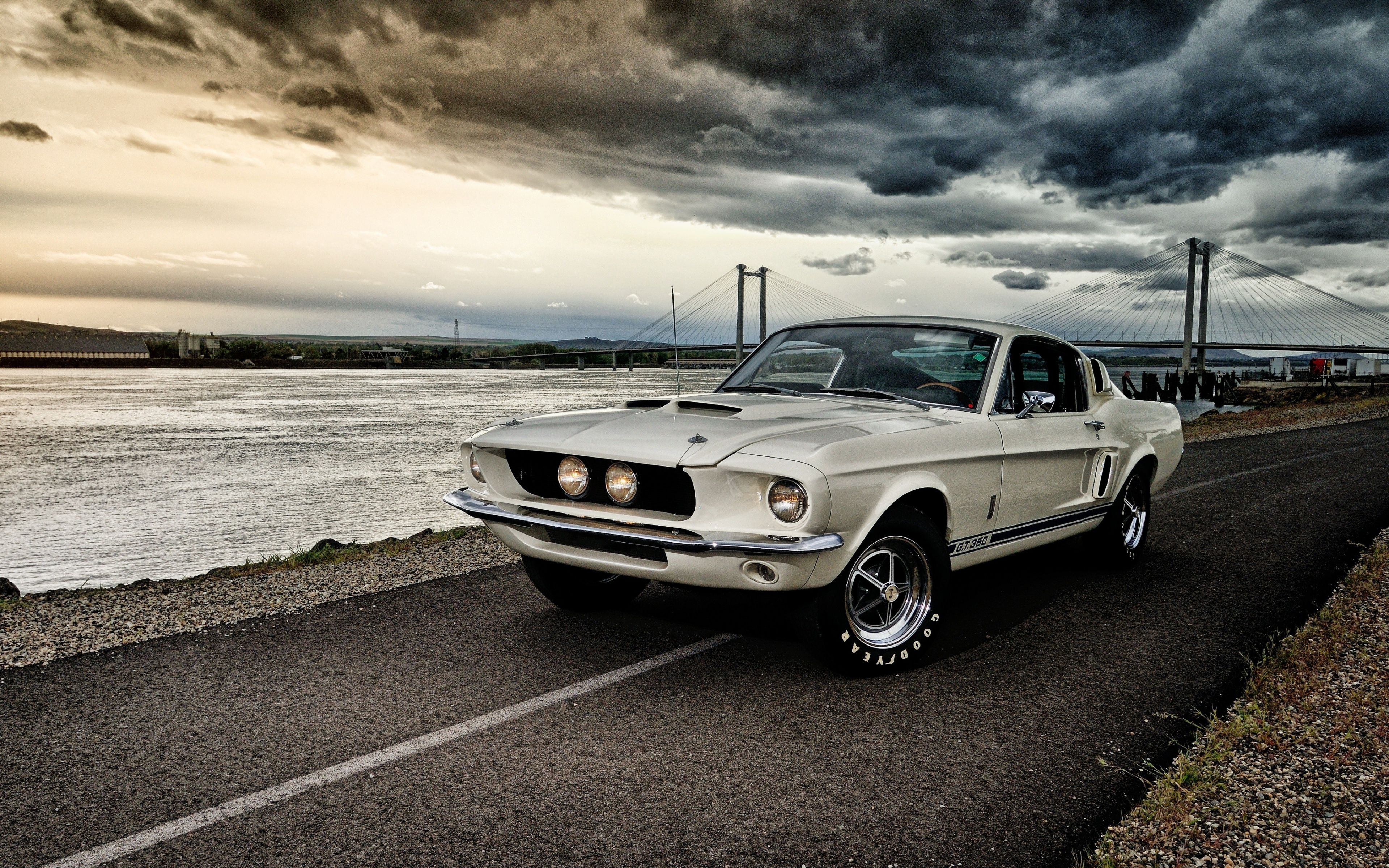 Ford Mustang 1967 Wallpaper 1920X1080