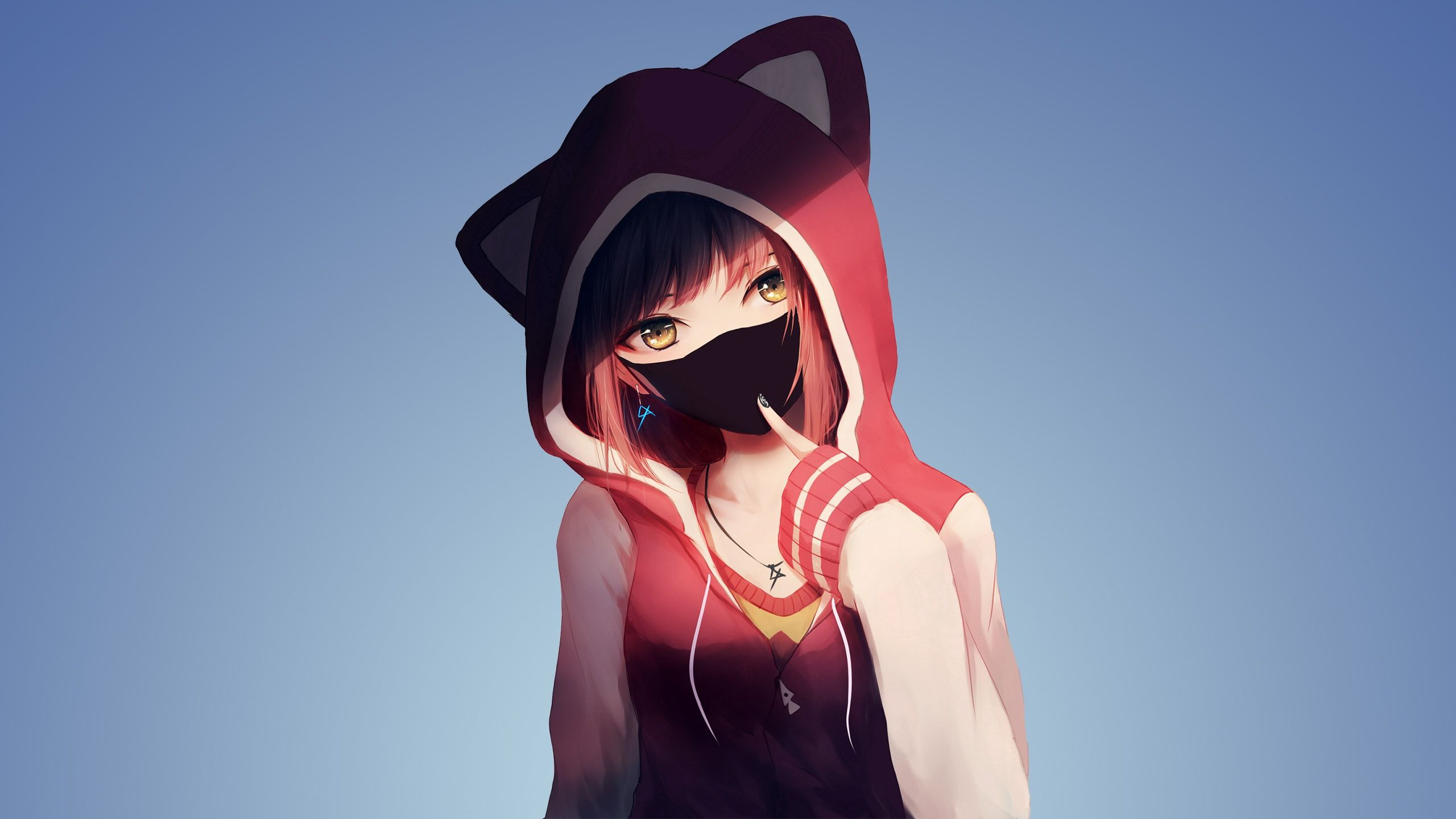 Anime Hoodie Wallpapers - Top Free Anime Hoodie Backgrounds