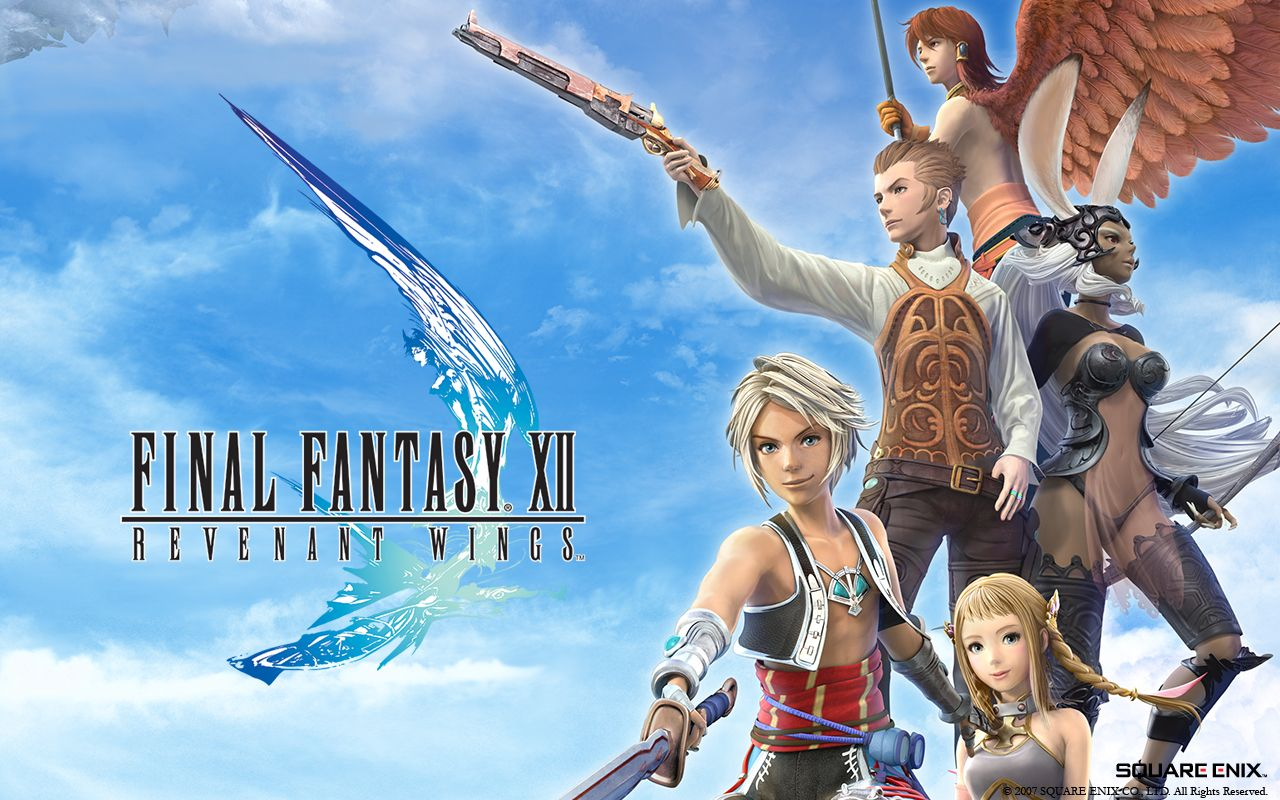 Final Fantasy Xii Wallpapers Top Free Final Fantasy Xii
