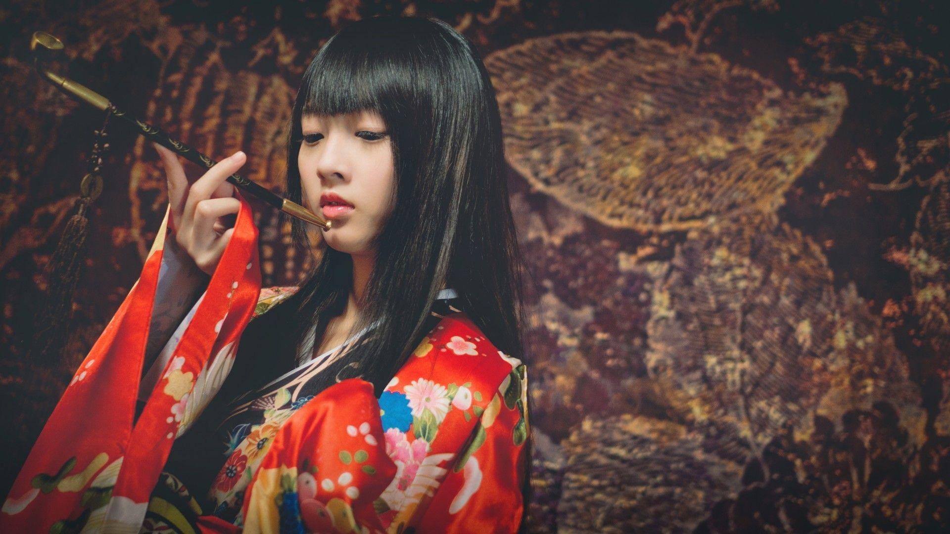 Japanese Kimono Wallpapers Top Free Japanese Kimono Backgrounds