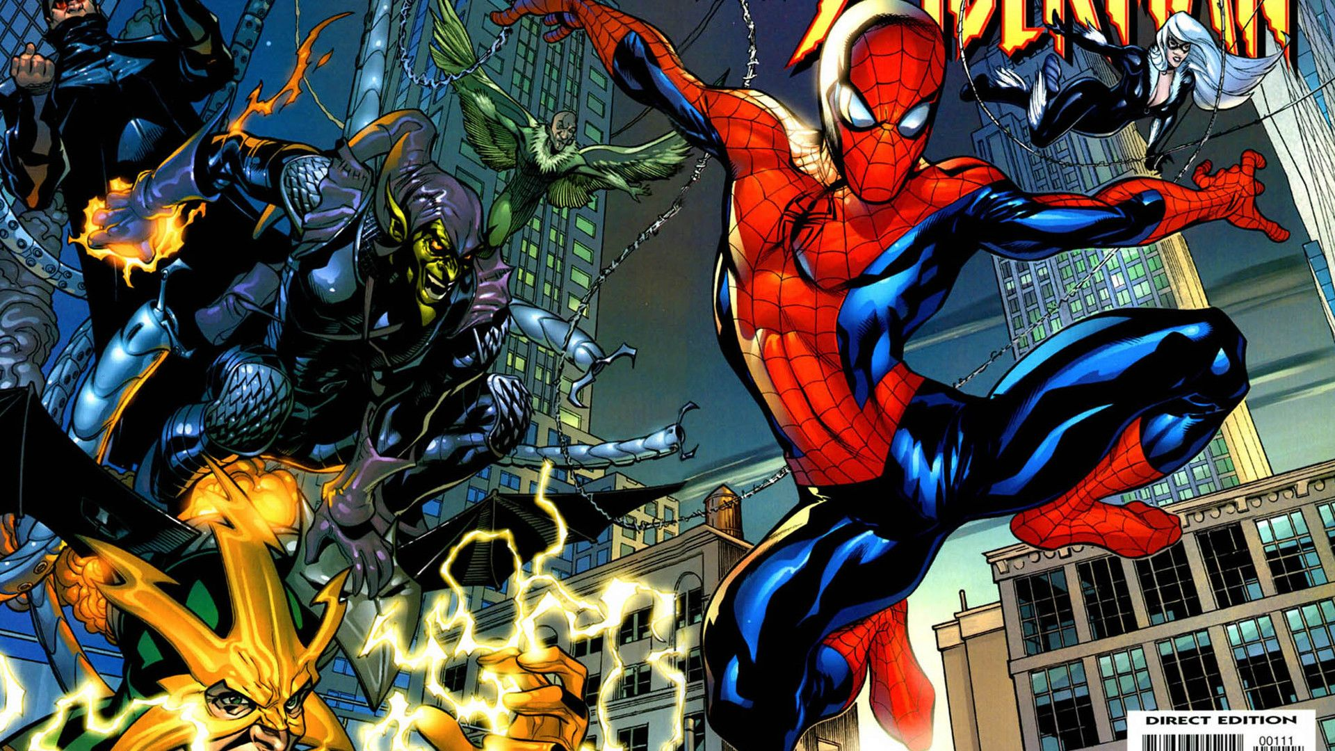 Spider Man Comic Wallpapers Top Free Spider Man Comic
