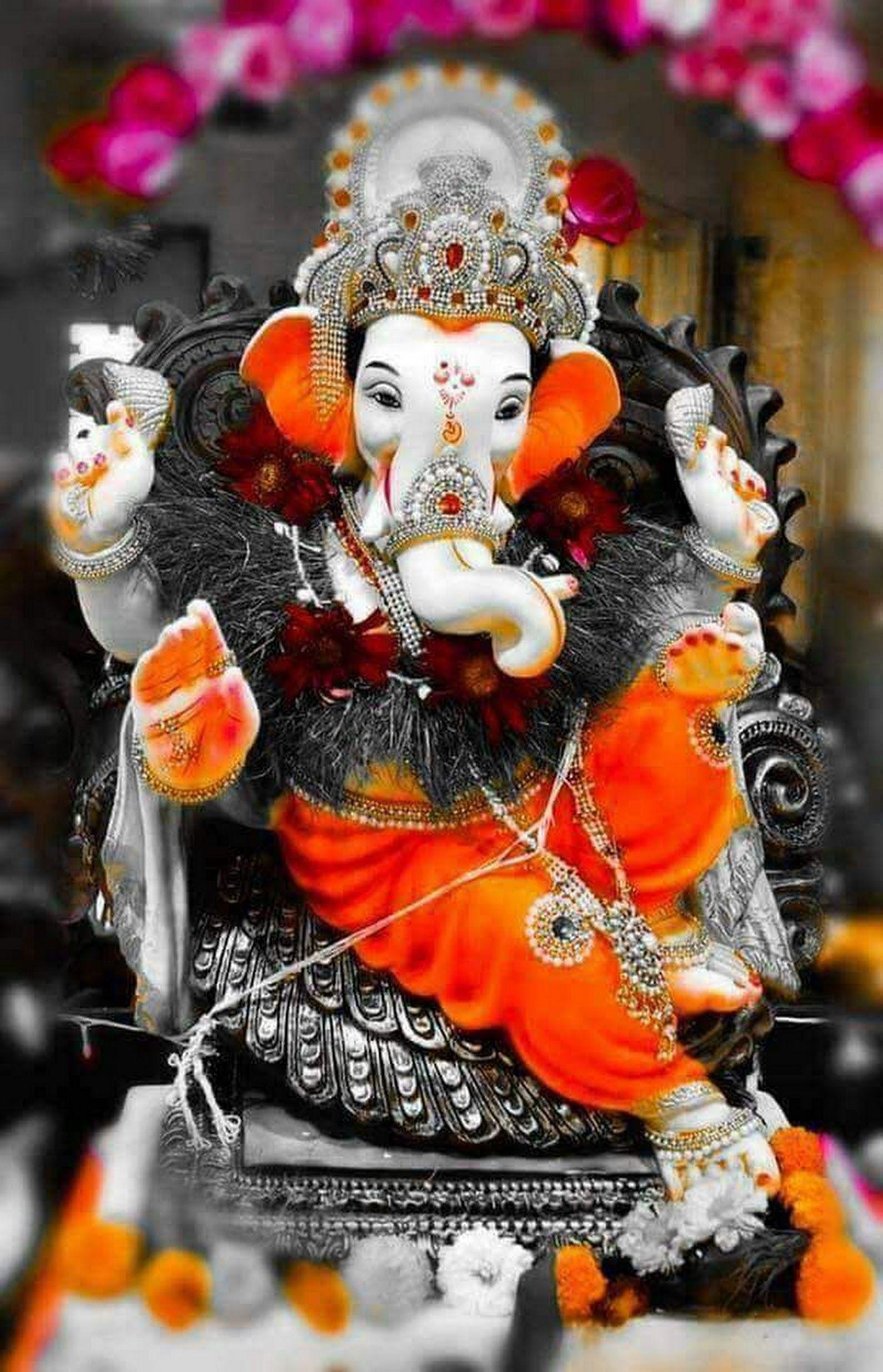 1590x2469 TreasureBin trên các vị thần rất nhiều.  Happy ganesh chaturthi, Ganesh
