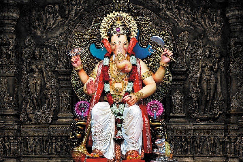 1500x1000 Ganpati Bappa Morya.  Ganesh Chaturthi điều ước