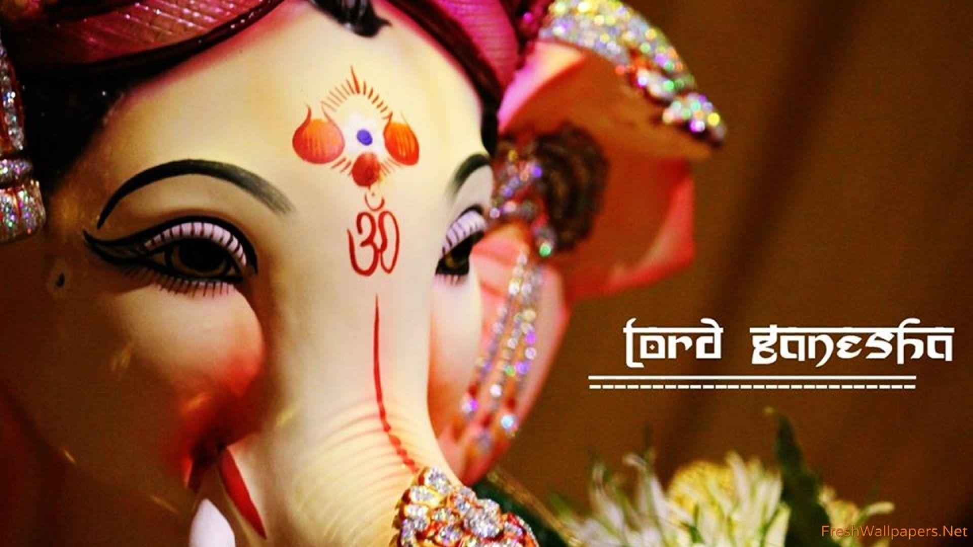 1920x1080 Ganpati HD Wallpaper Download - Ganpati Bappa Status Video