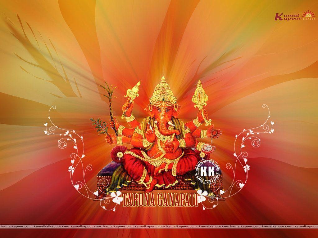 Hình nền 1024x768 Taruna Ganapati, Ganpati Bappa.  Taruna Ganapati W