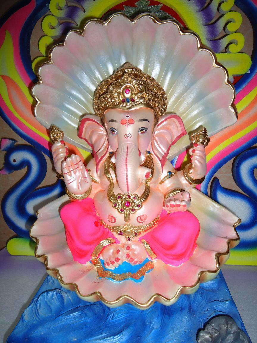 Nhóm hình nền 864x1152 Ganpati Bappa
