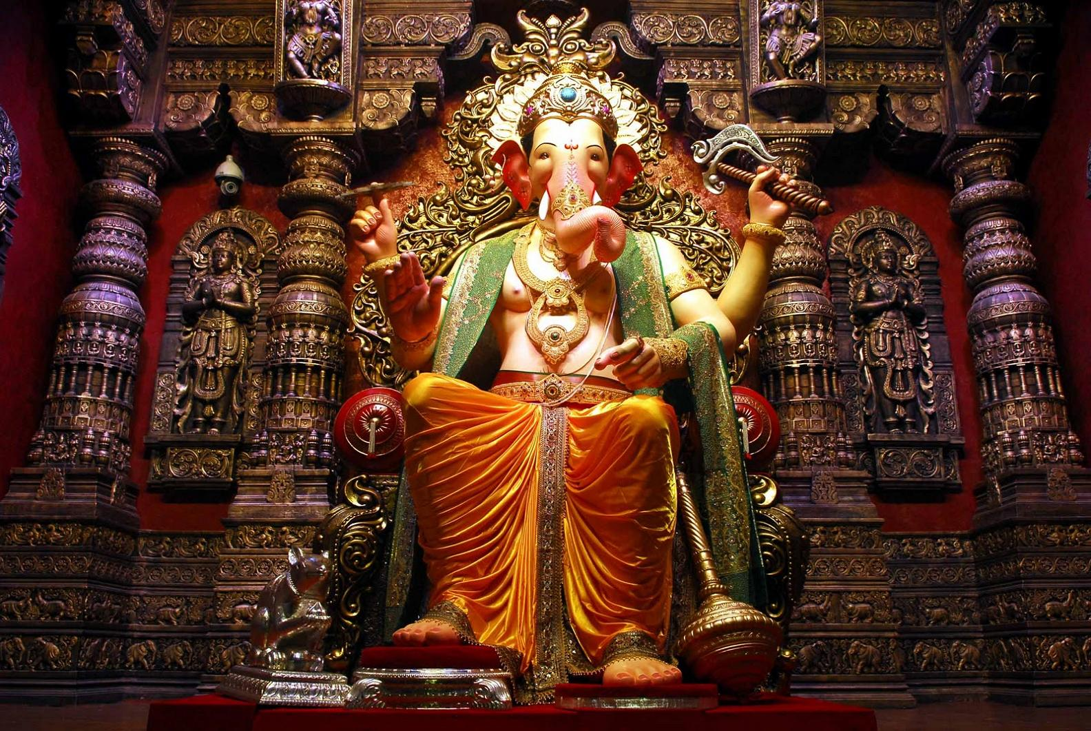 1584x1061 RT Ganapati Bappa Morya - Hình nền - Tài nguyên - Cộng đồng Mi