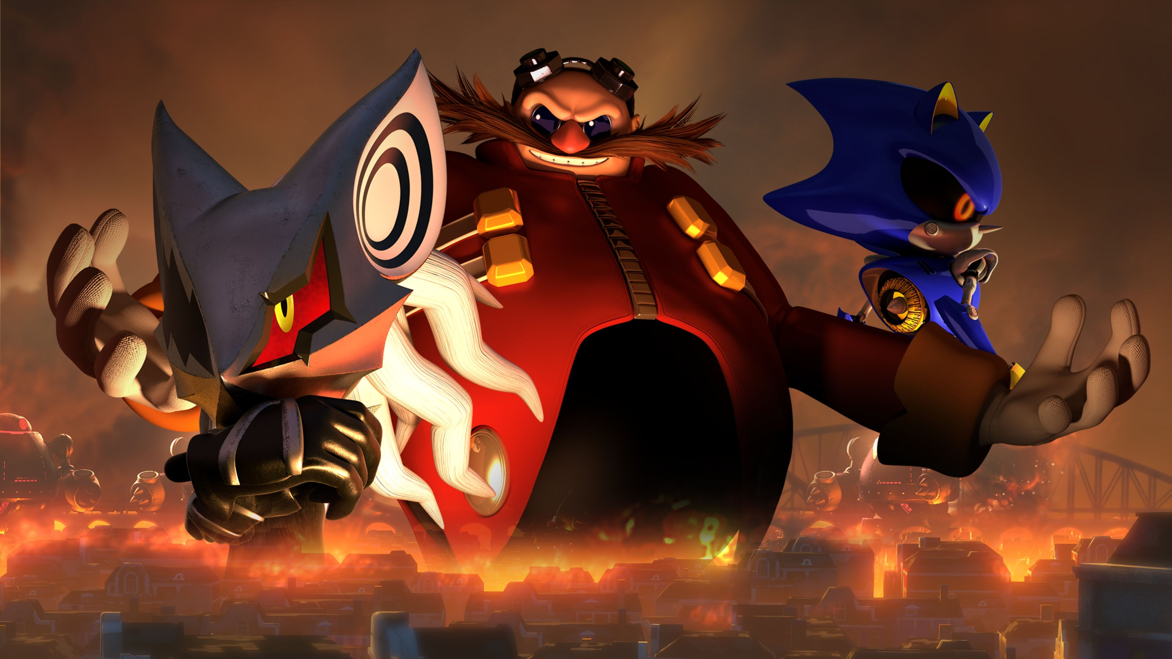Sonic Forces Wallpapers - Top Free Sonic Forces ...