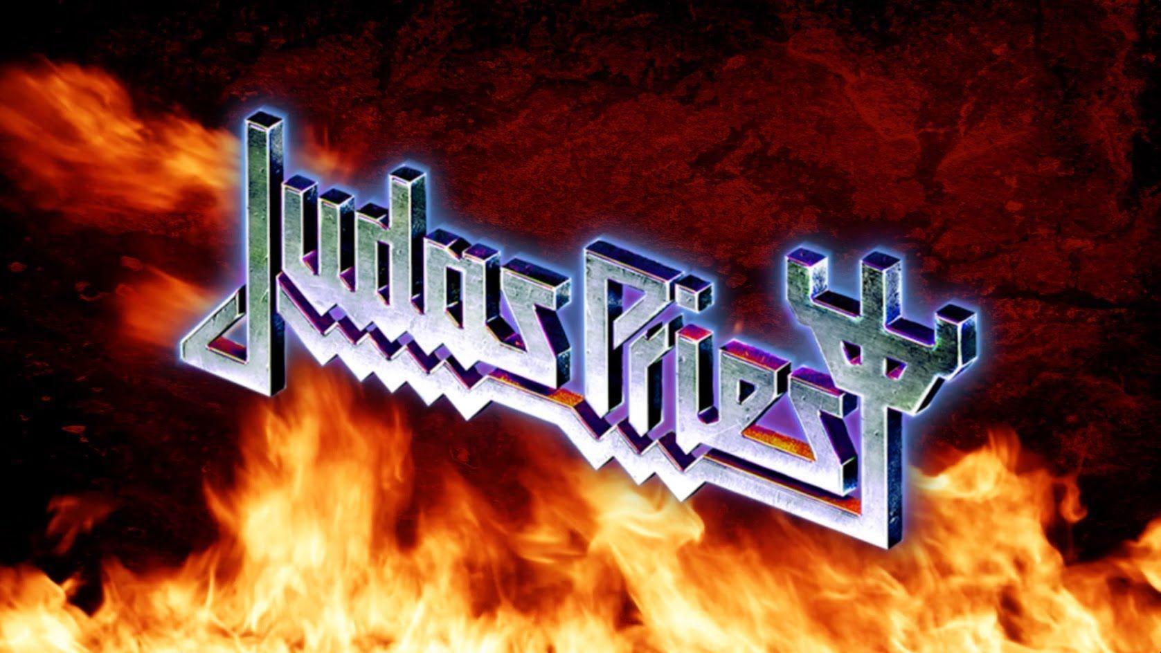 Judas Priest Firepower Wallpaper