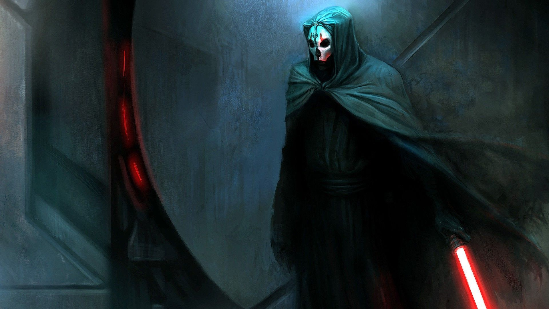 Darth Nihilus Wallpapers Top Free Darth Nihilus Backgrounds Wallpaperaccess