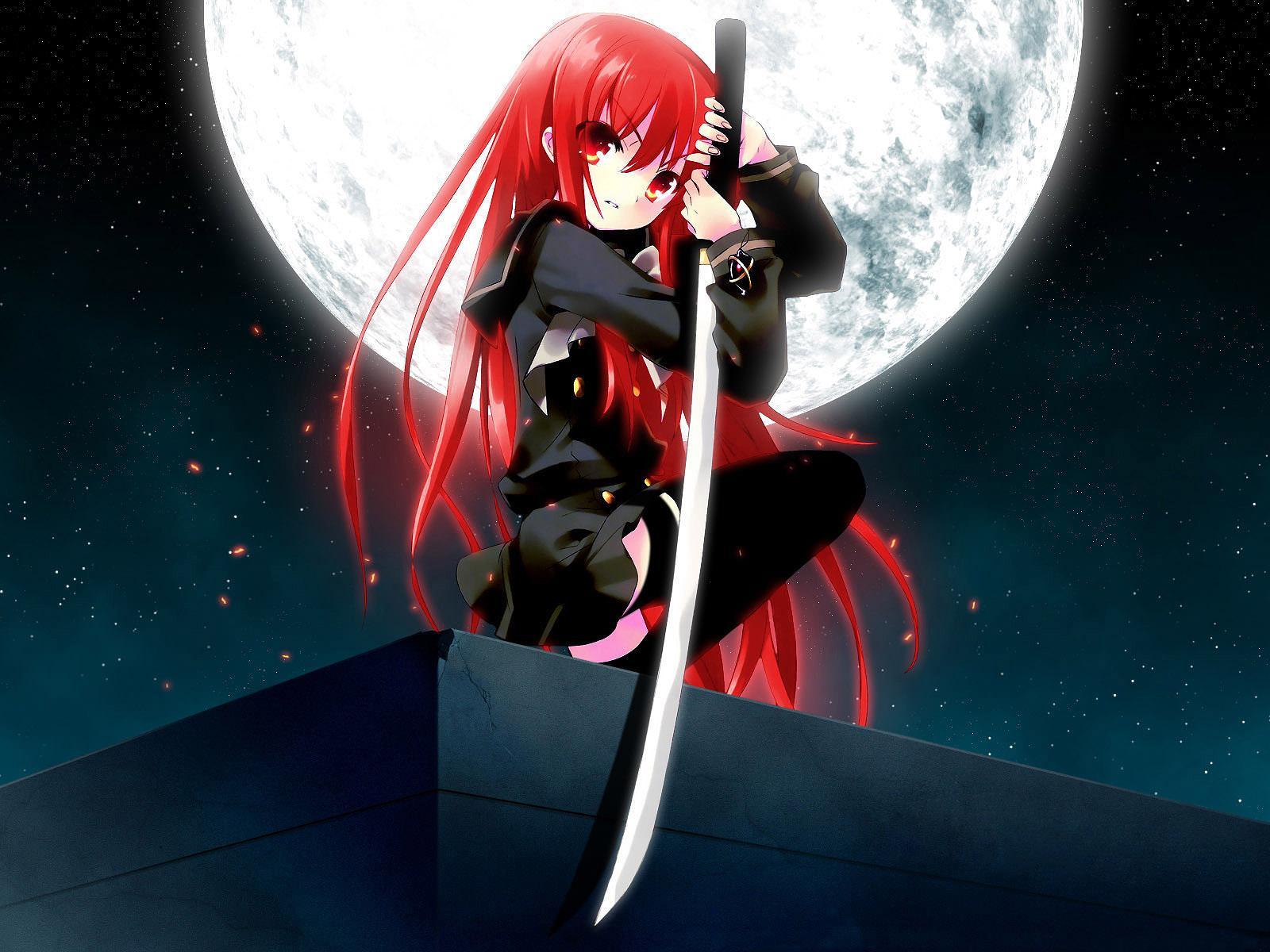 Anime Ninja Girl Wallpaper Hd - Anime Wallpapers