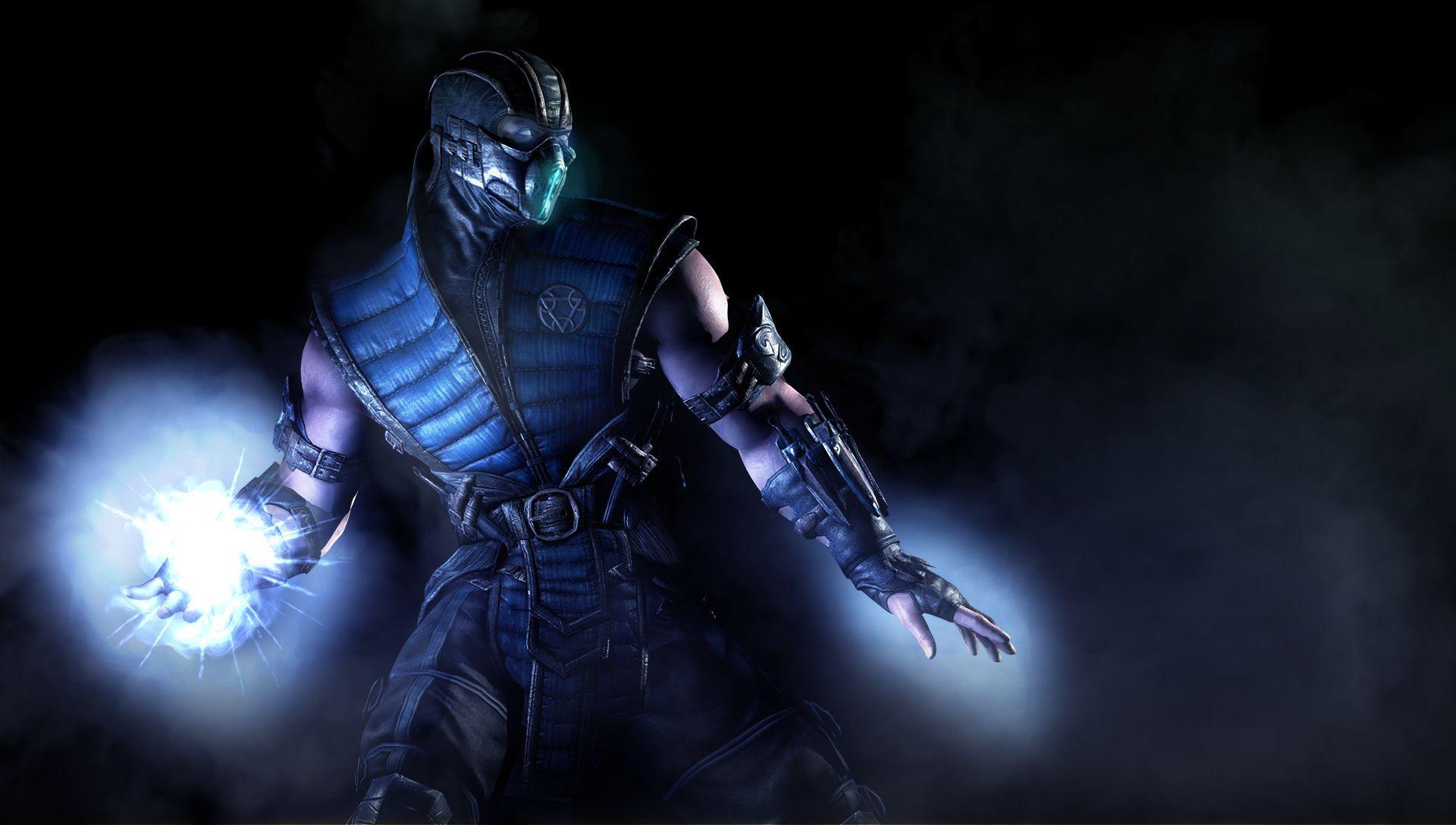 Mortal Kombat Sub-Zero Wallpapers - Top