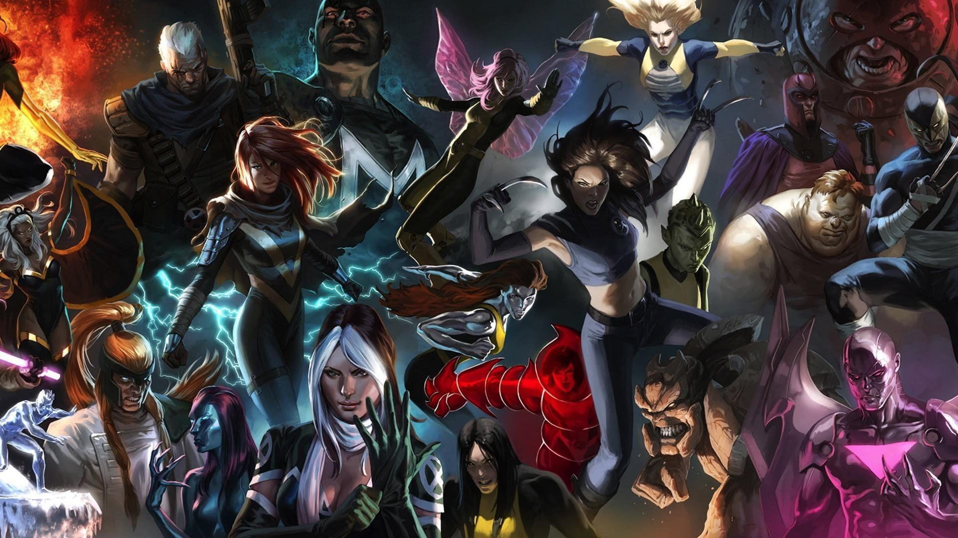 Cable X Men Wallpapers Top Free Cable X Men Backgrounds